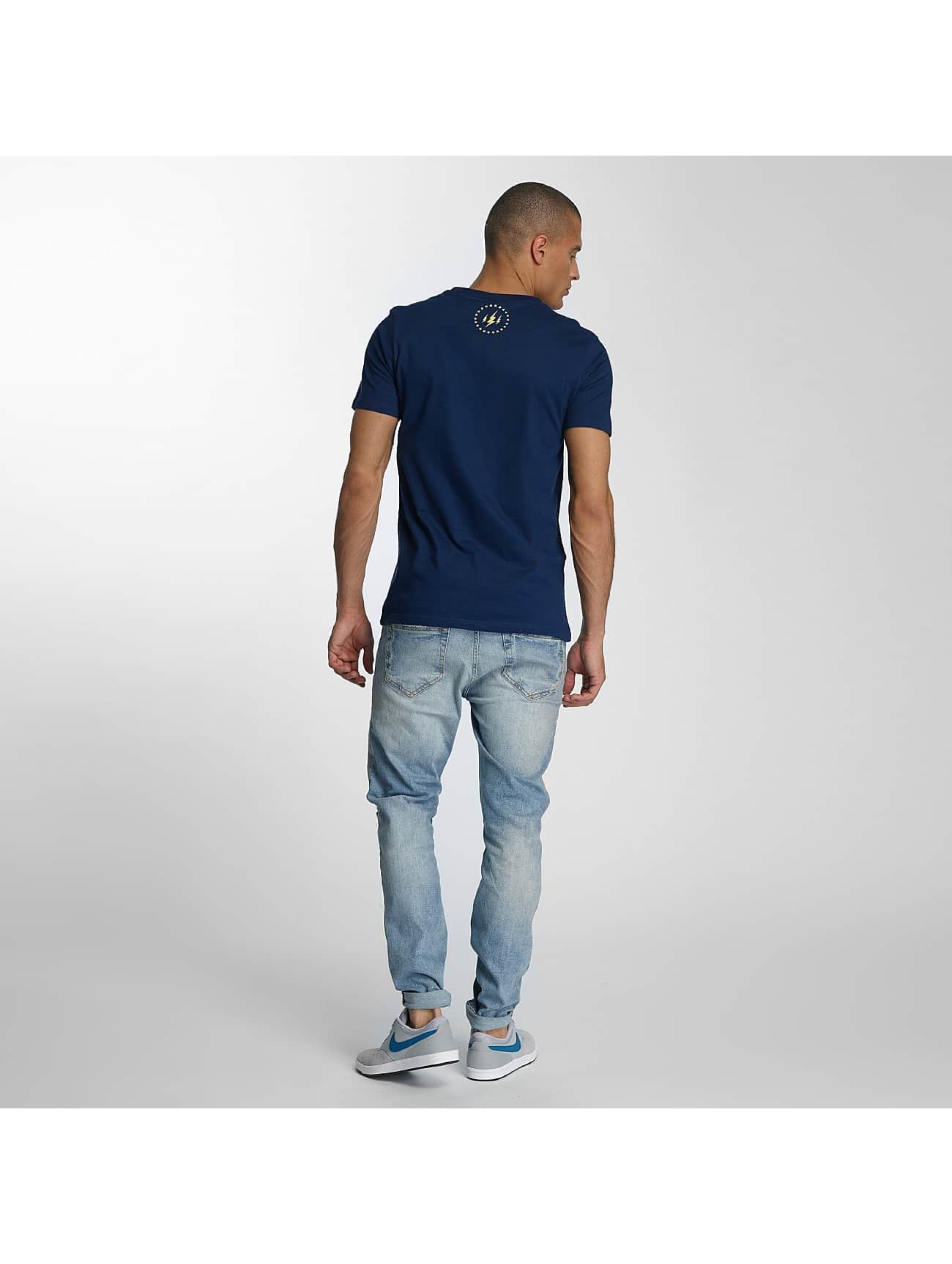 TrueSpin Camiseta 8 azul