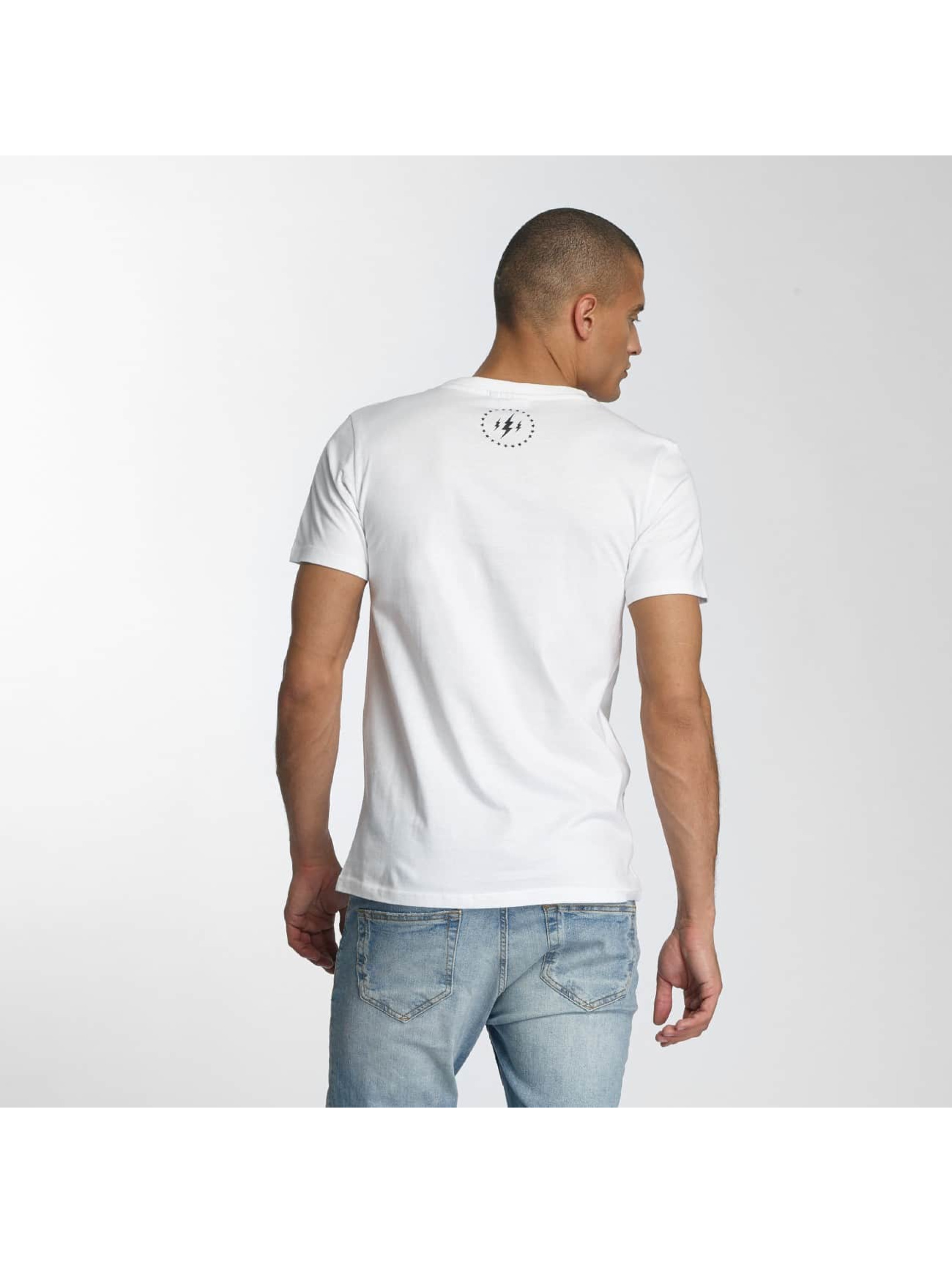 TrueSpin Camiseta 5 blanco