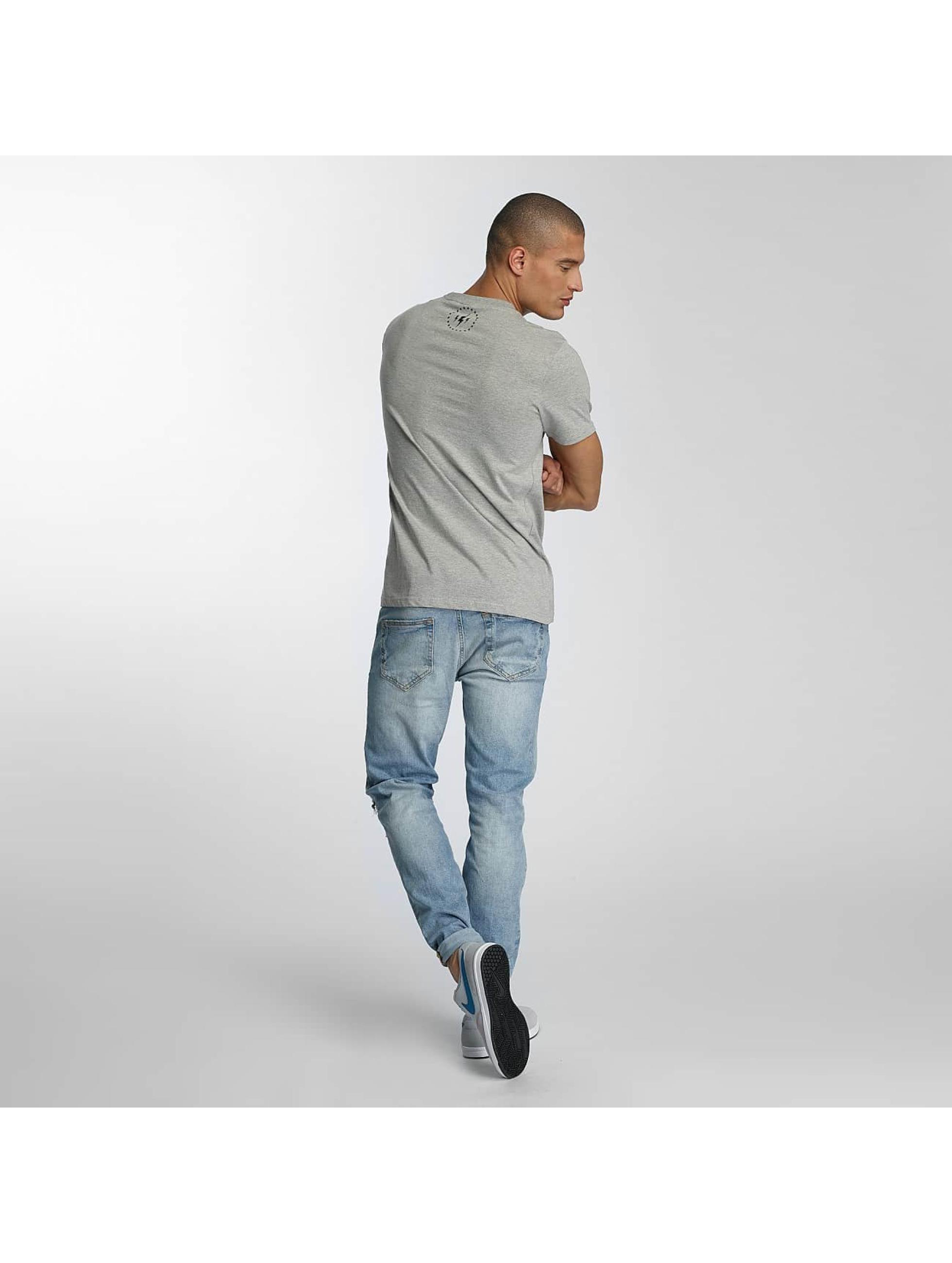 TrueSpin Camiseta 7 gris