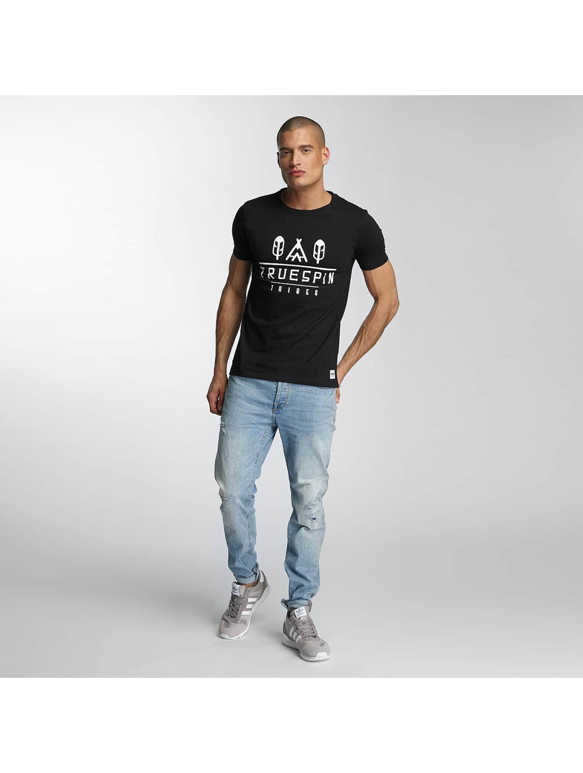 TrueSpin Camiseta 8 negro