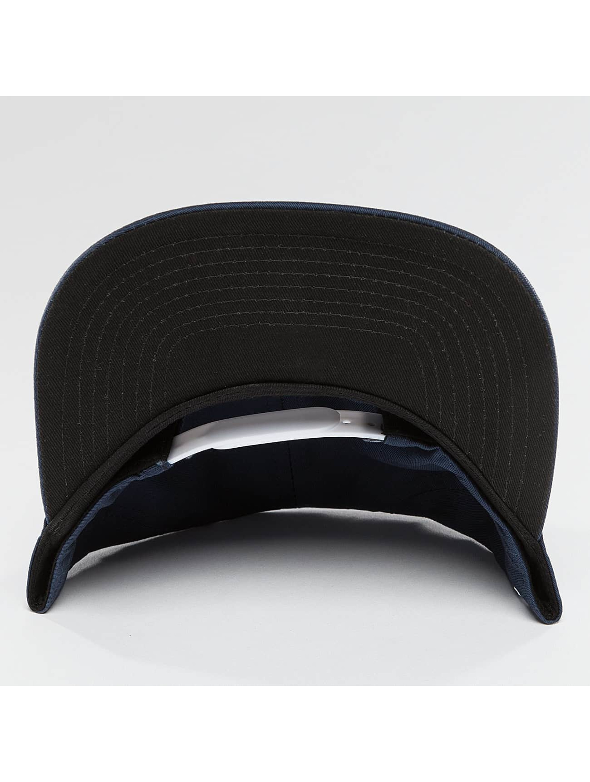 TrueSpin Casquette Snapback & Strapback Shorty CNT bleu