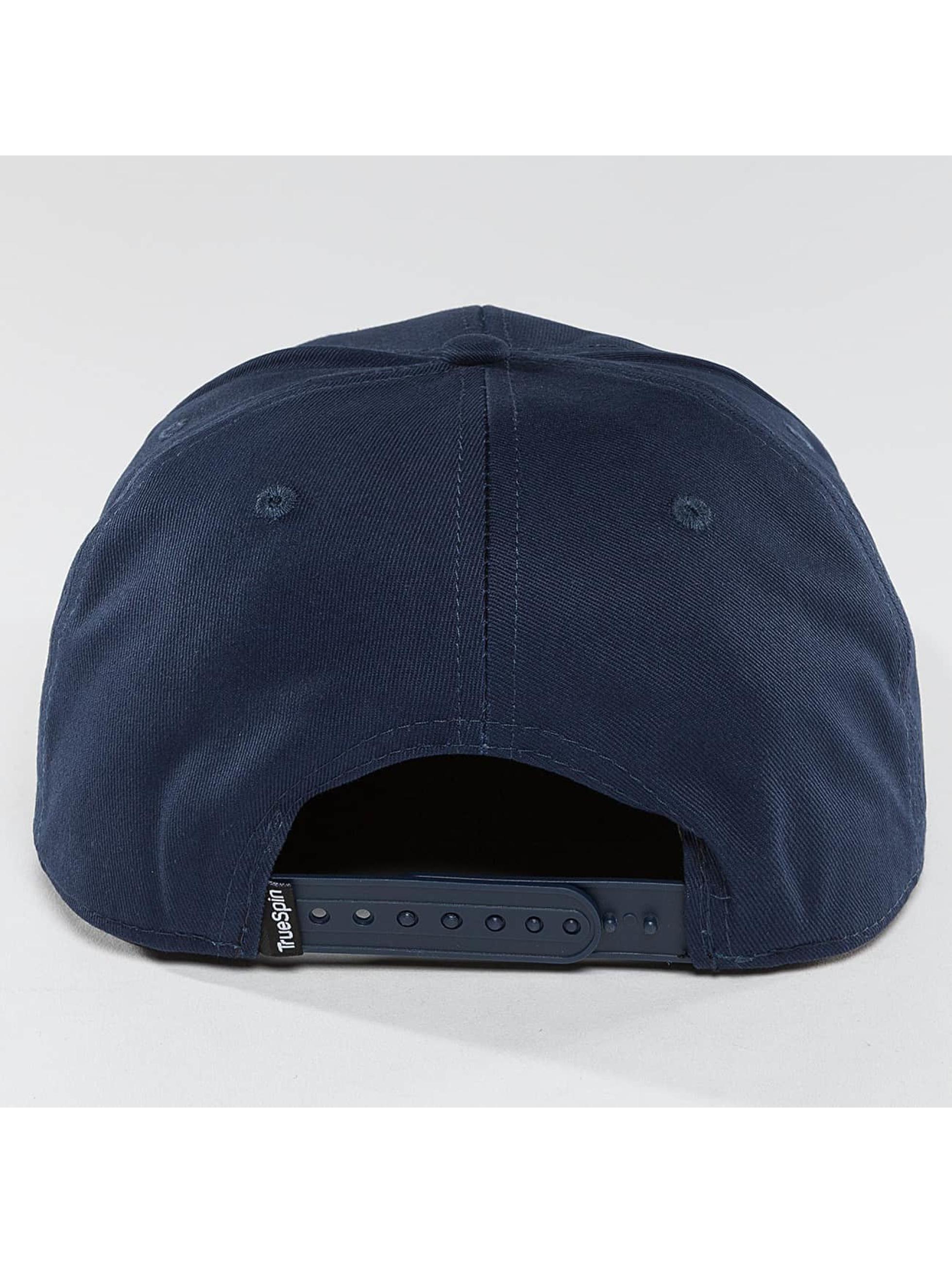 TrueSpin Casquette Snapback & Strapback Gems bleu