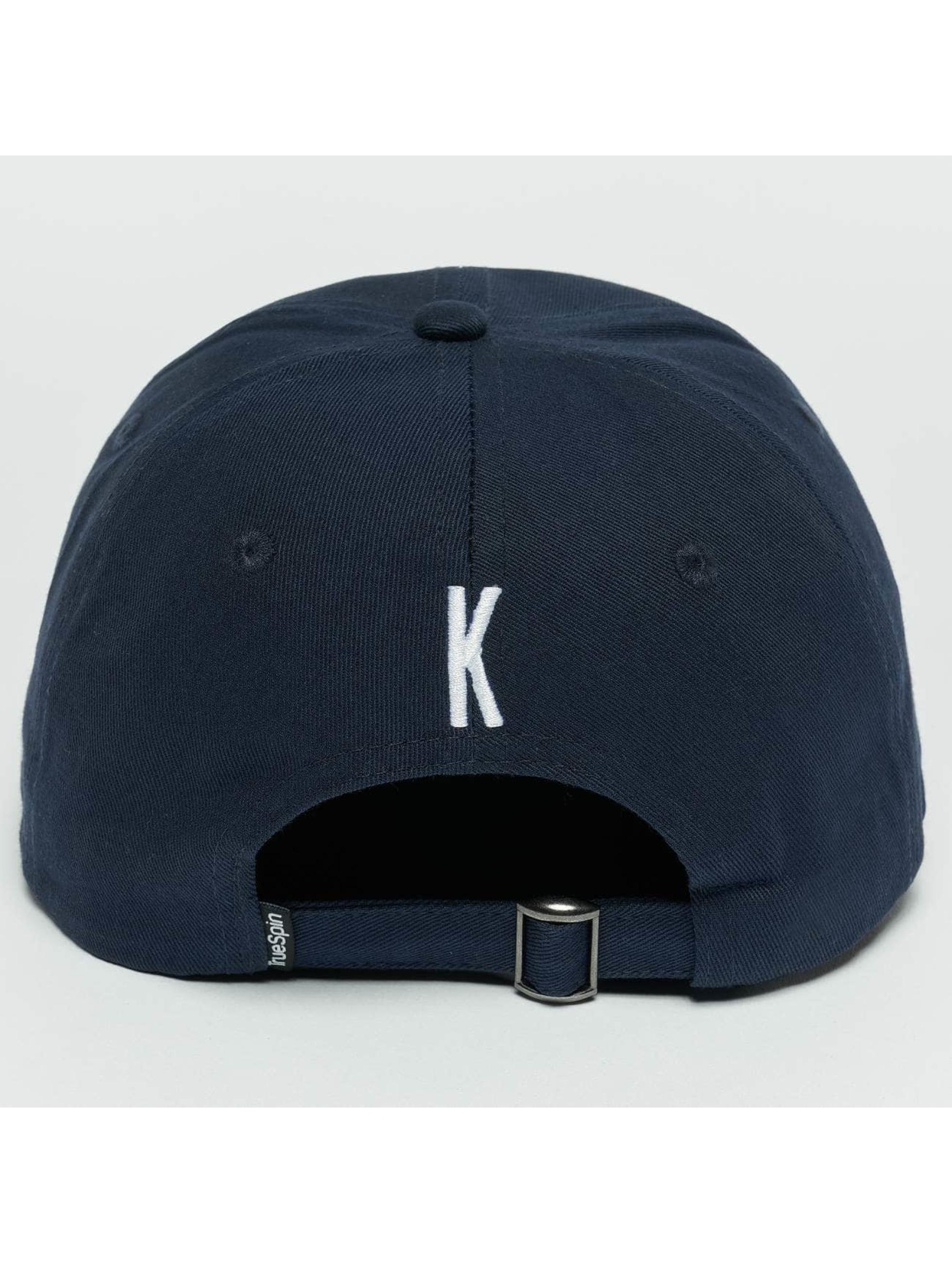 TrueSpin Casquette Snapback & Strapback ABC K bleu