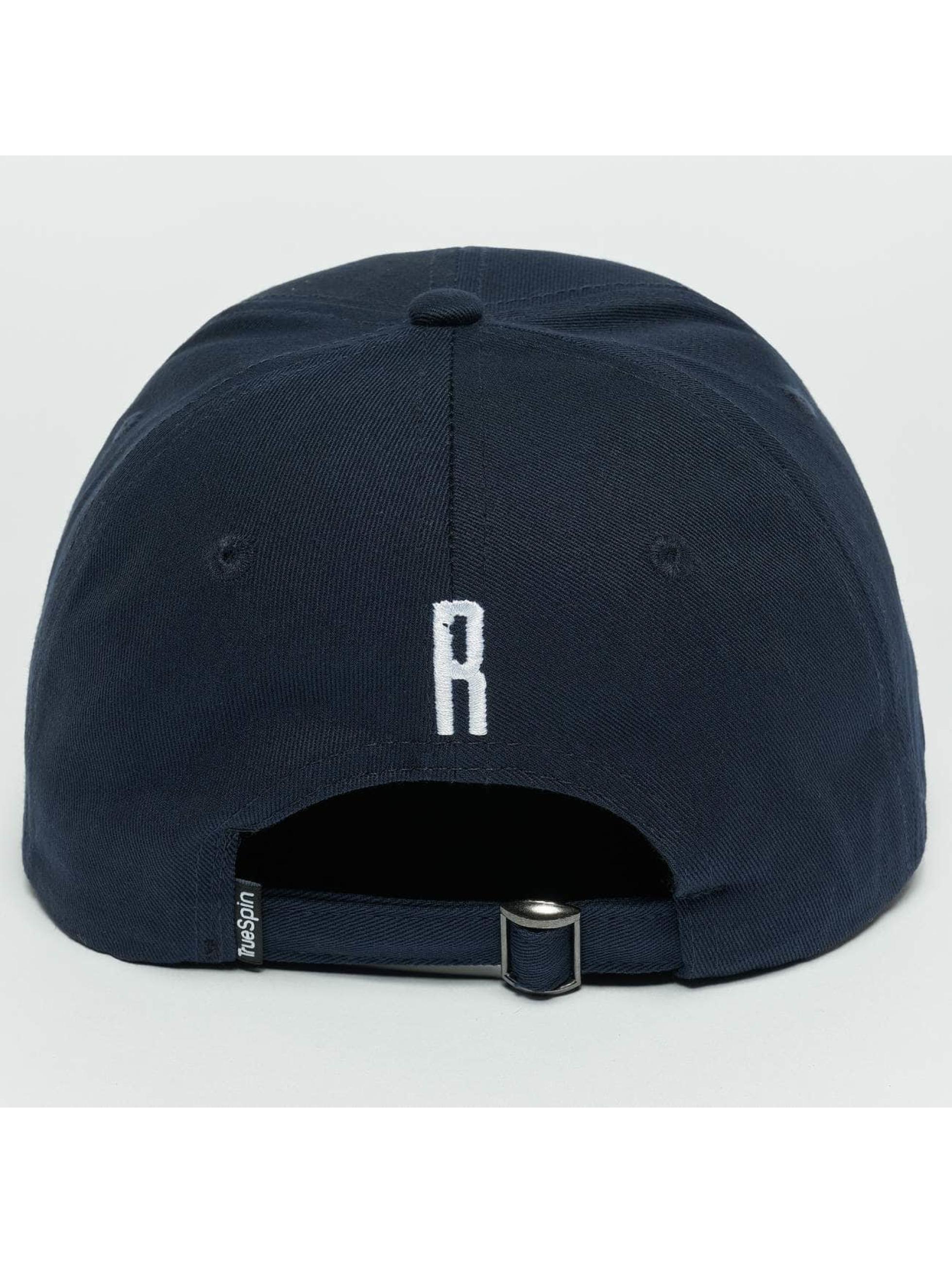 TrueSpin Casquette Snapback & Strapback ABC R bleu