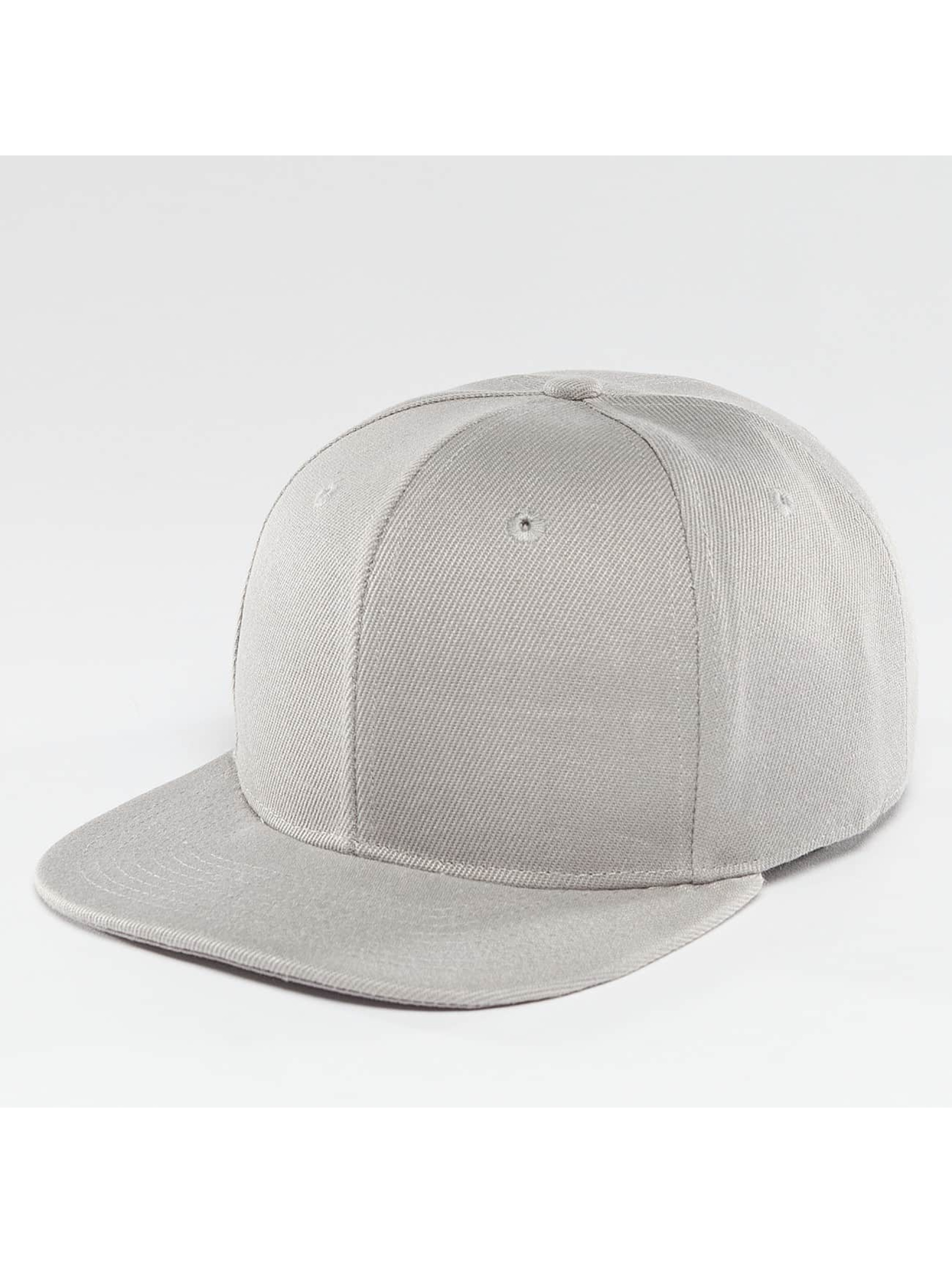 TrueSpin Casquette Snapback & Strapback Blank gris