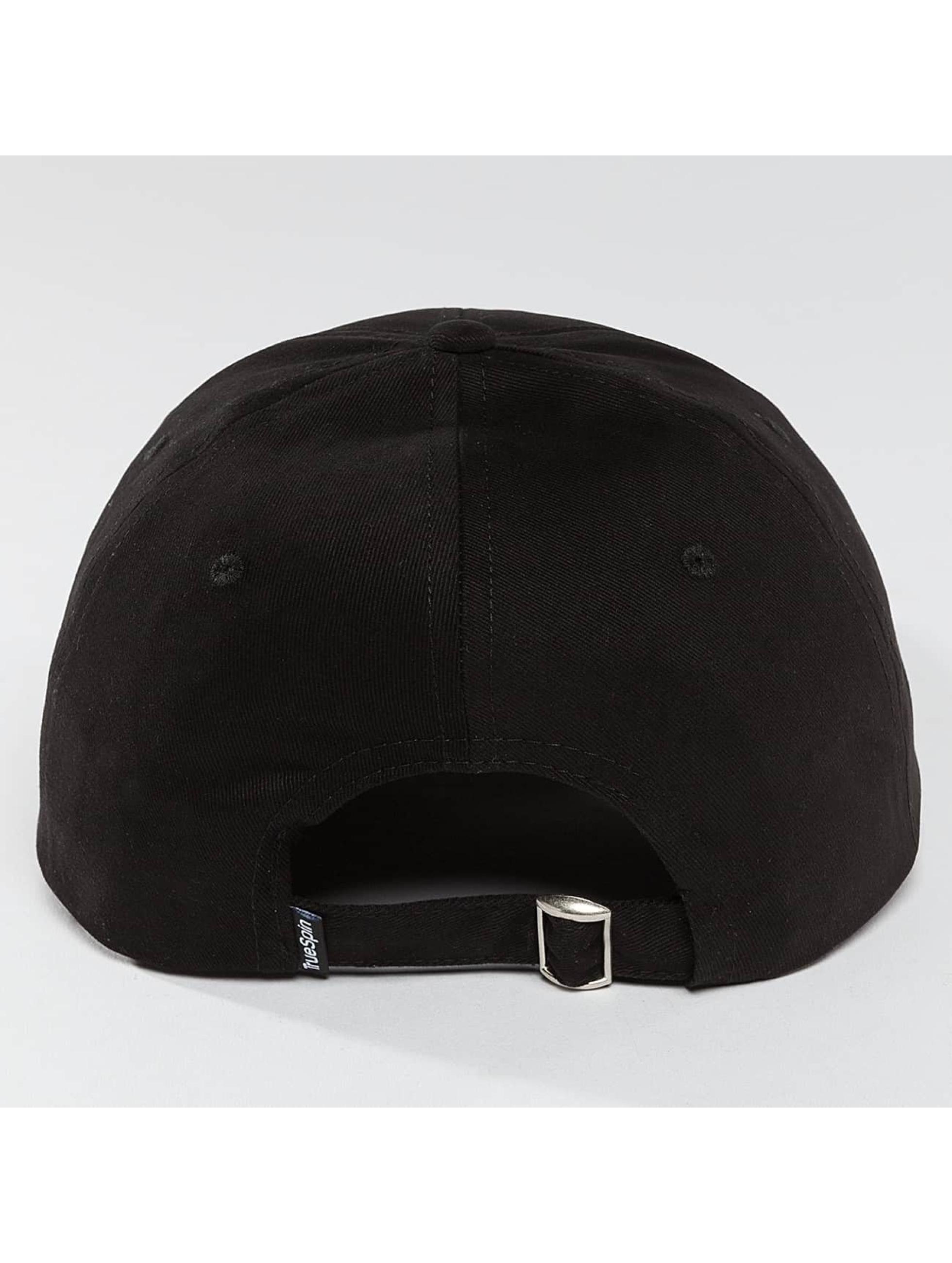 TrueSpin Casquette Snapback & Strapback Anker noir
