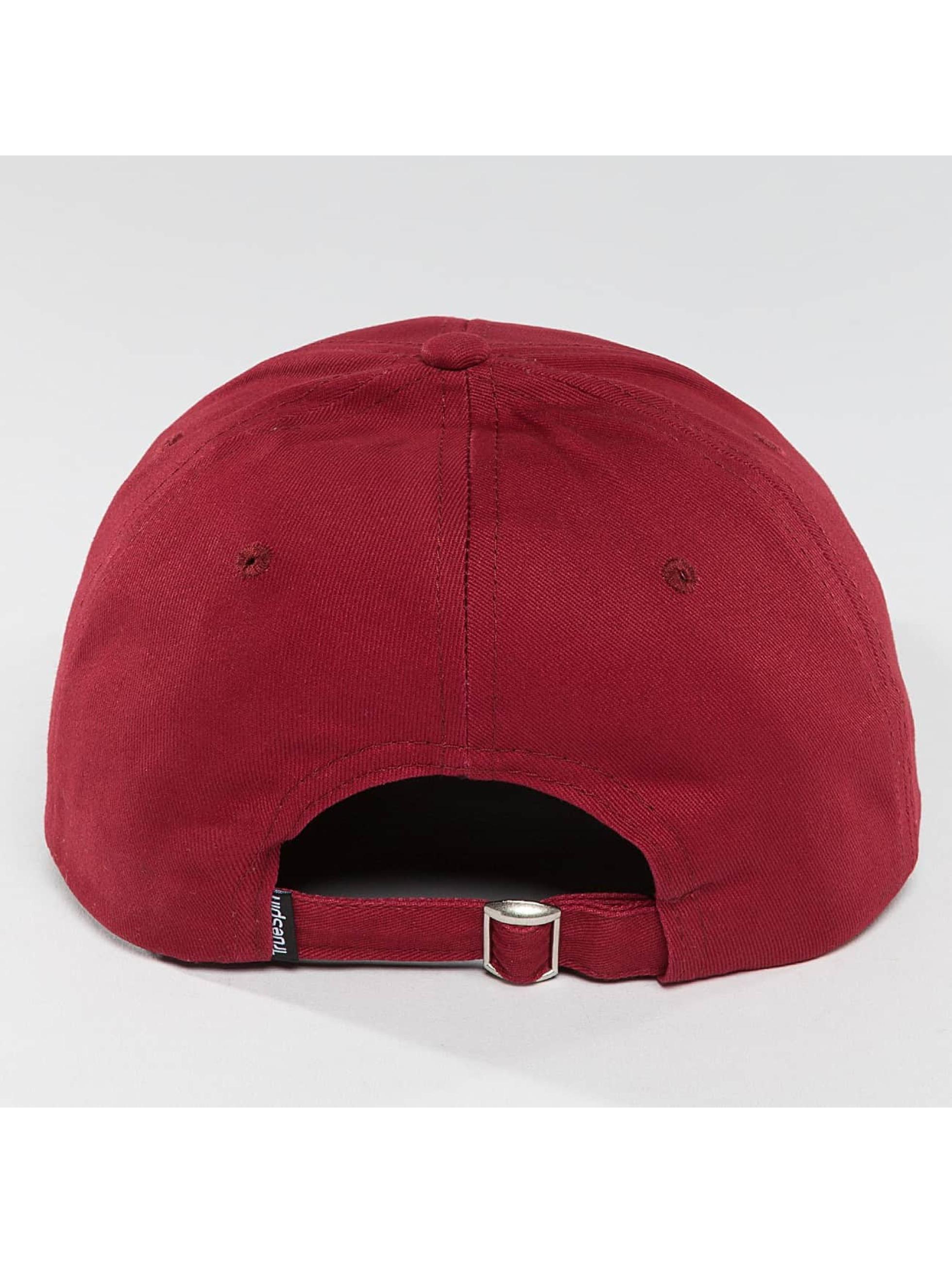 TrueSpin Casquette Snapback & Strapback Anker rouge