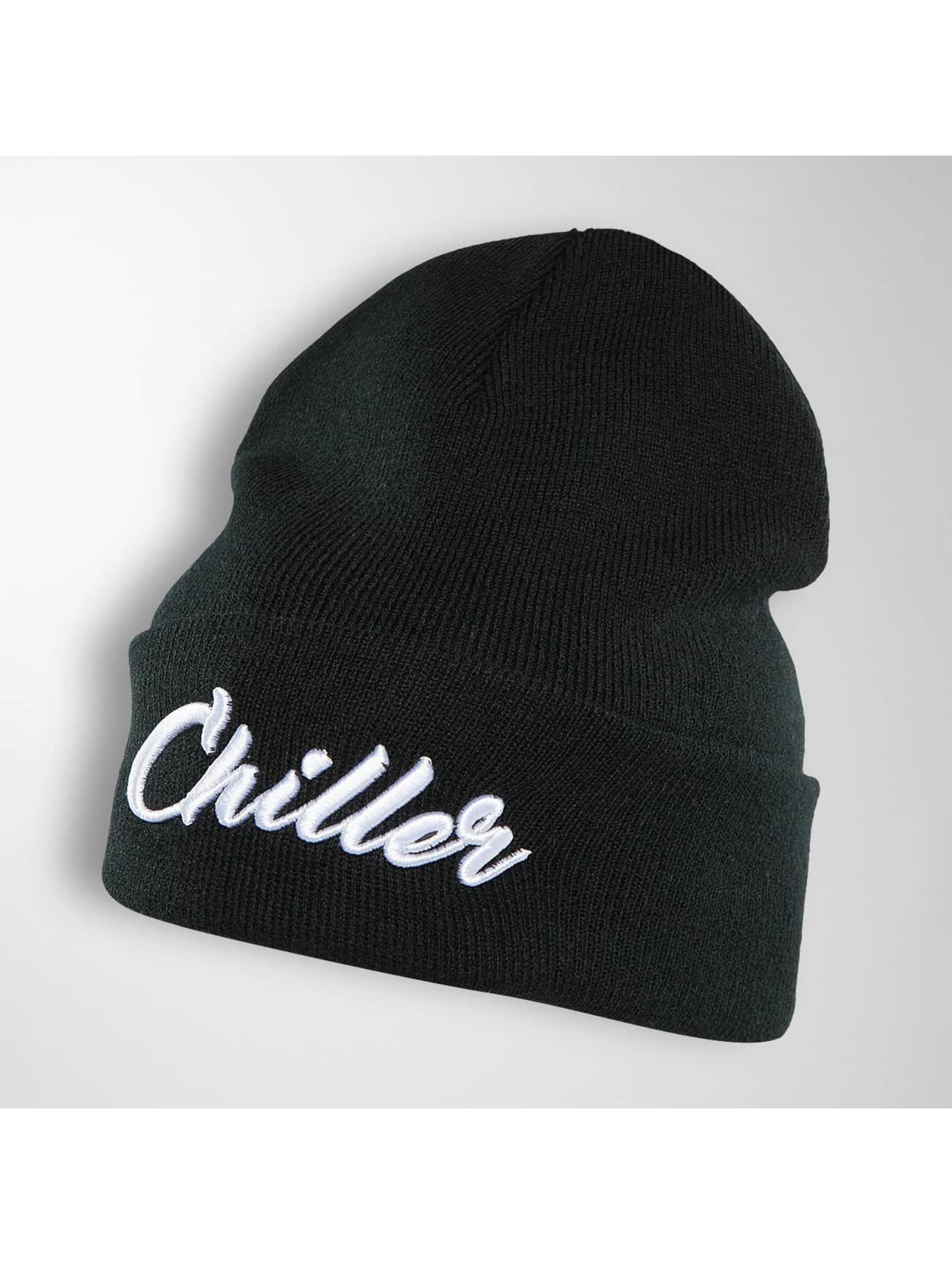 TrueSpin Czapki Chiller czarny
