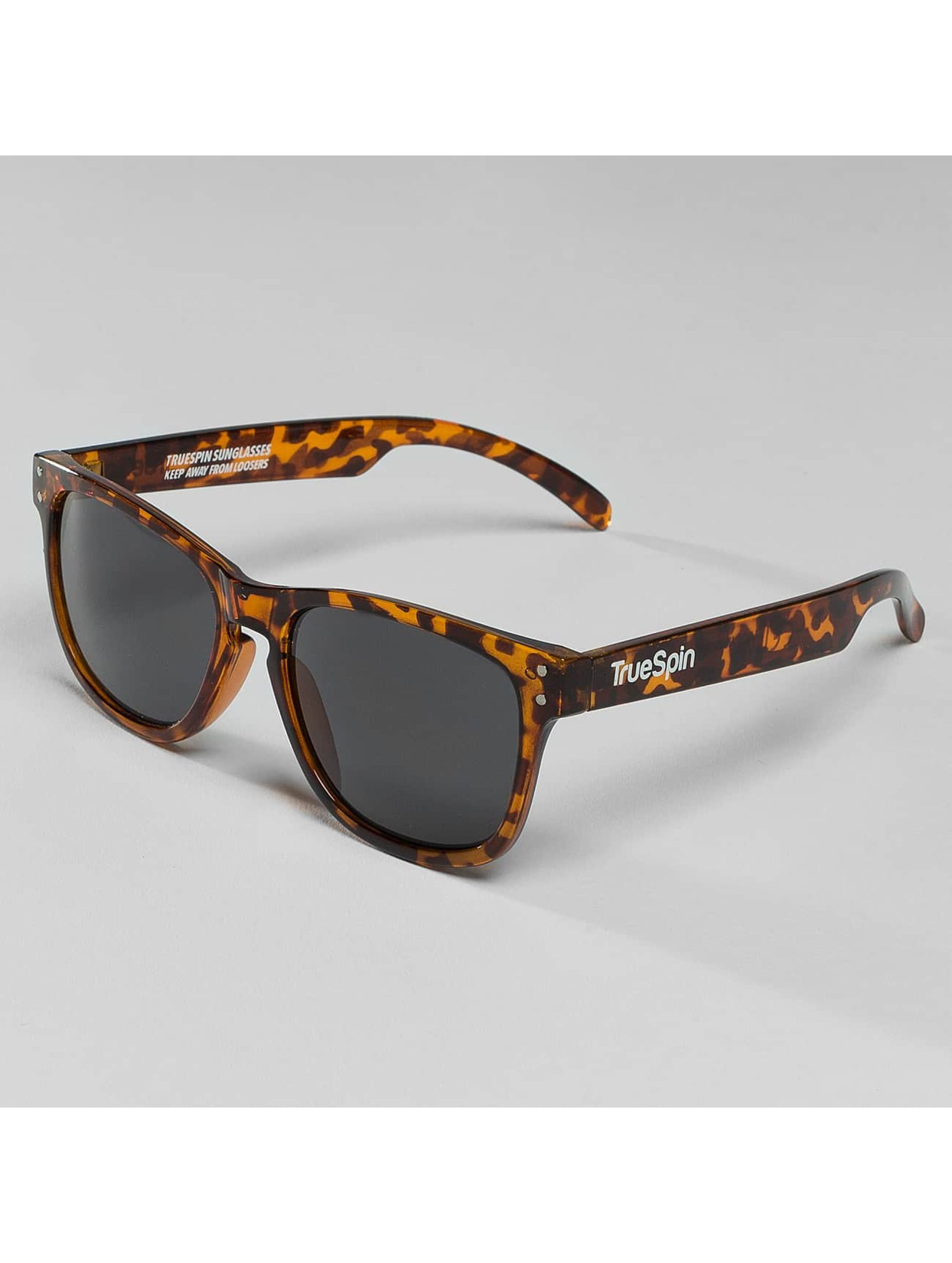 TrueSpin Gafas Amber marrón