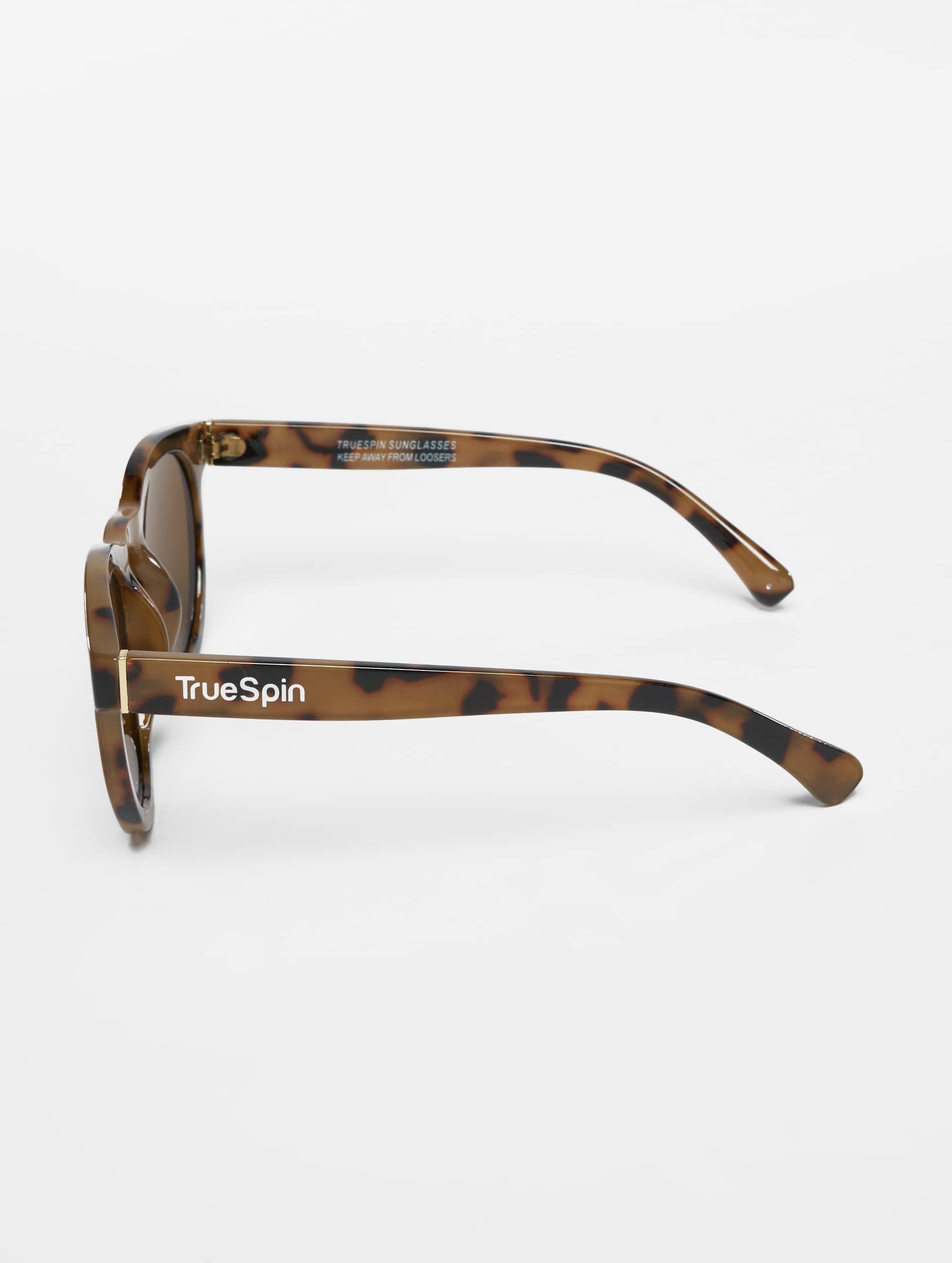 TrueSpin Gafas Desert marrón