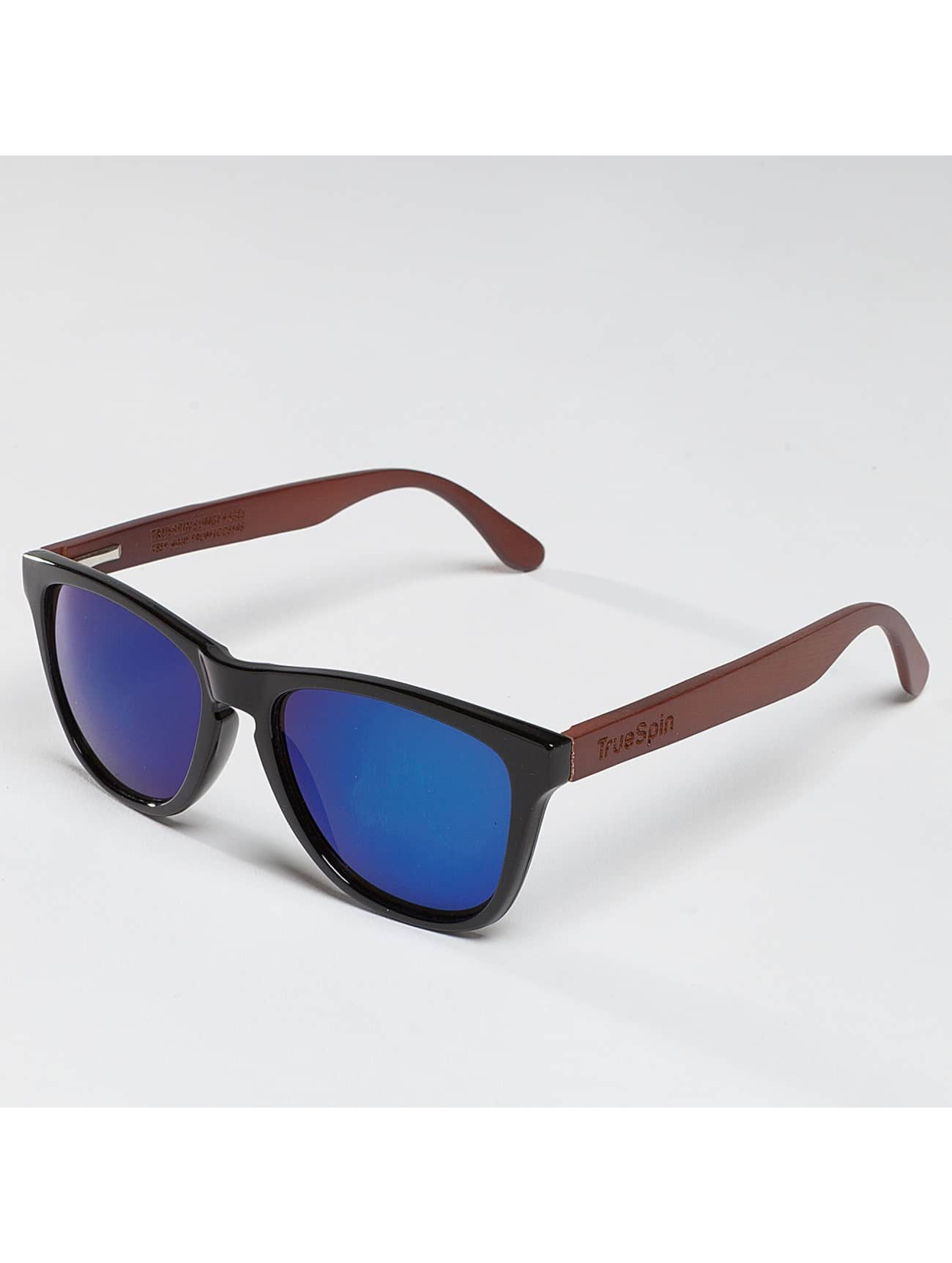 TrueSpin Gafas Nu Bamboo negro