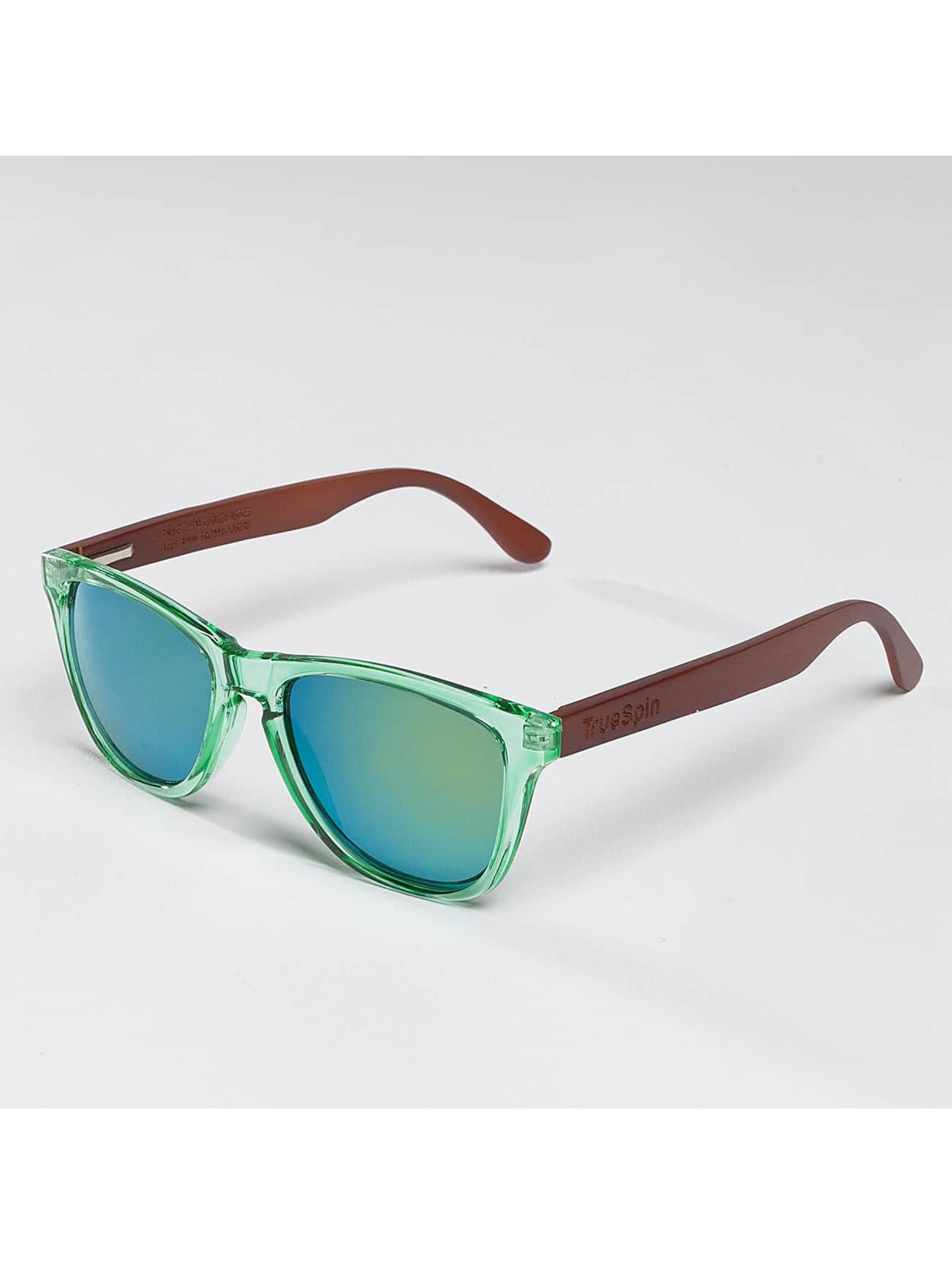 TrueSpin Gafas Nu Bamboo verde