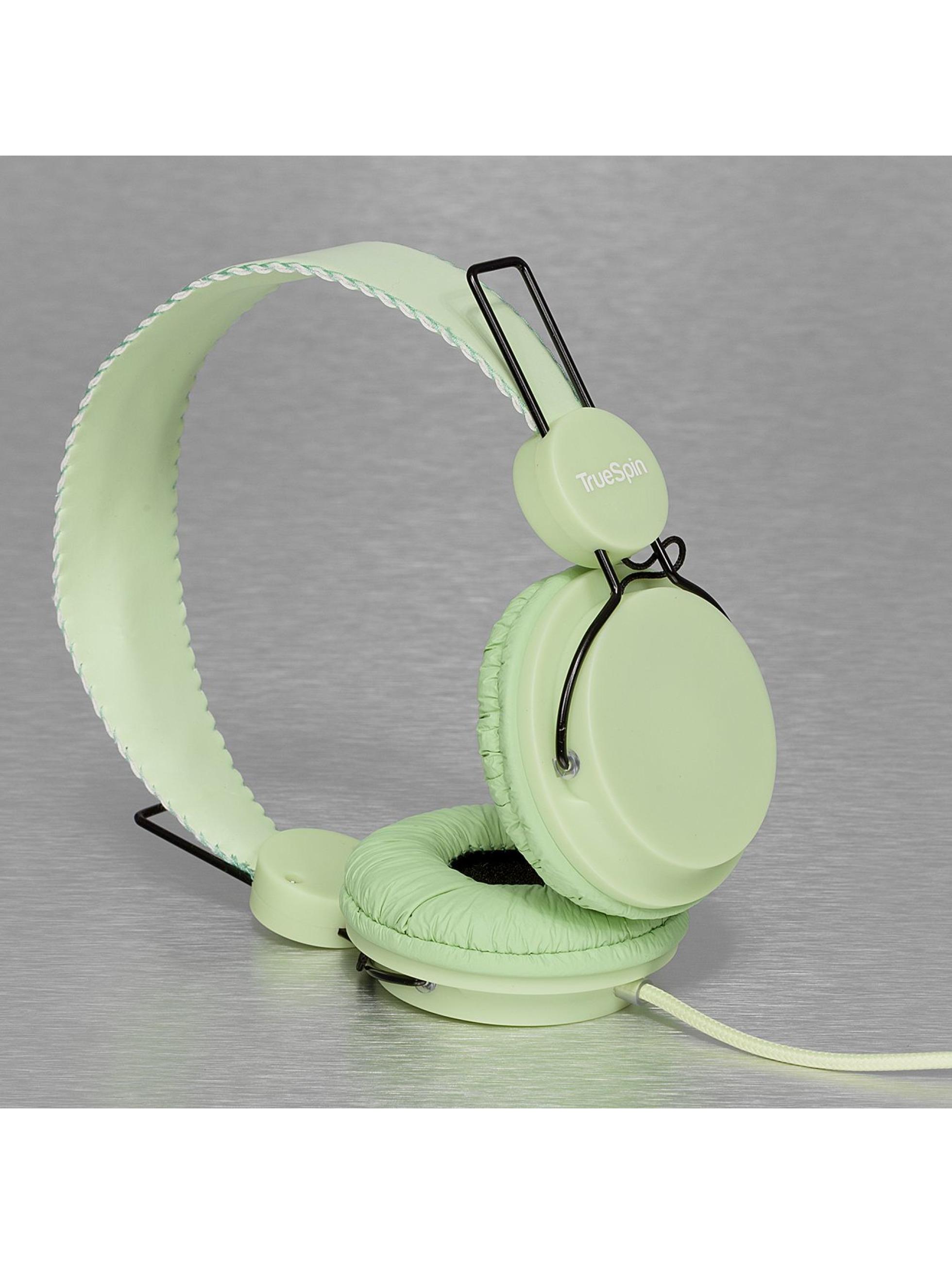 TrueSpin Kopfhörer Plain grün