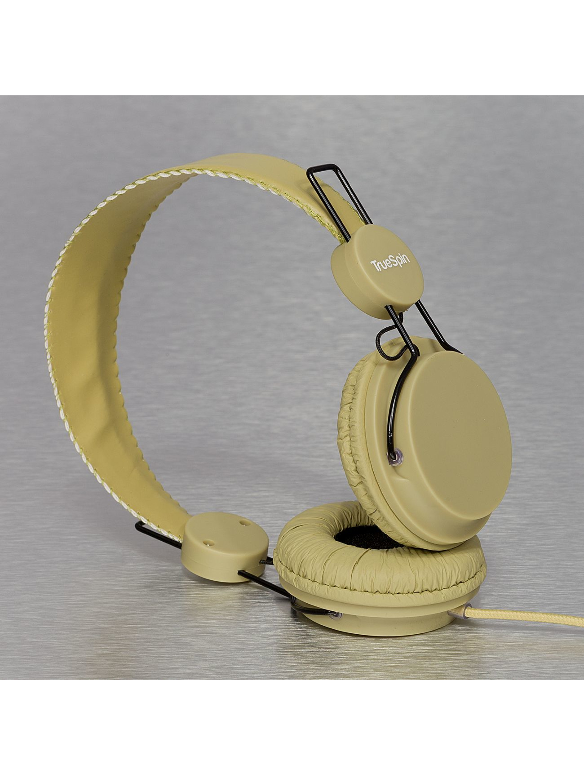 TrueSpin Koptelefoon Plain beige
