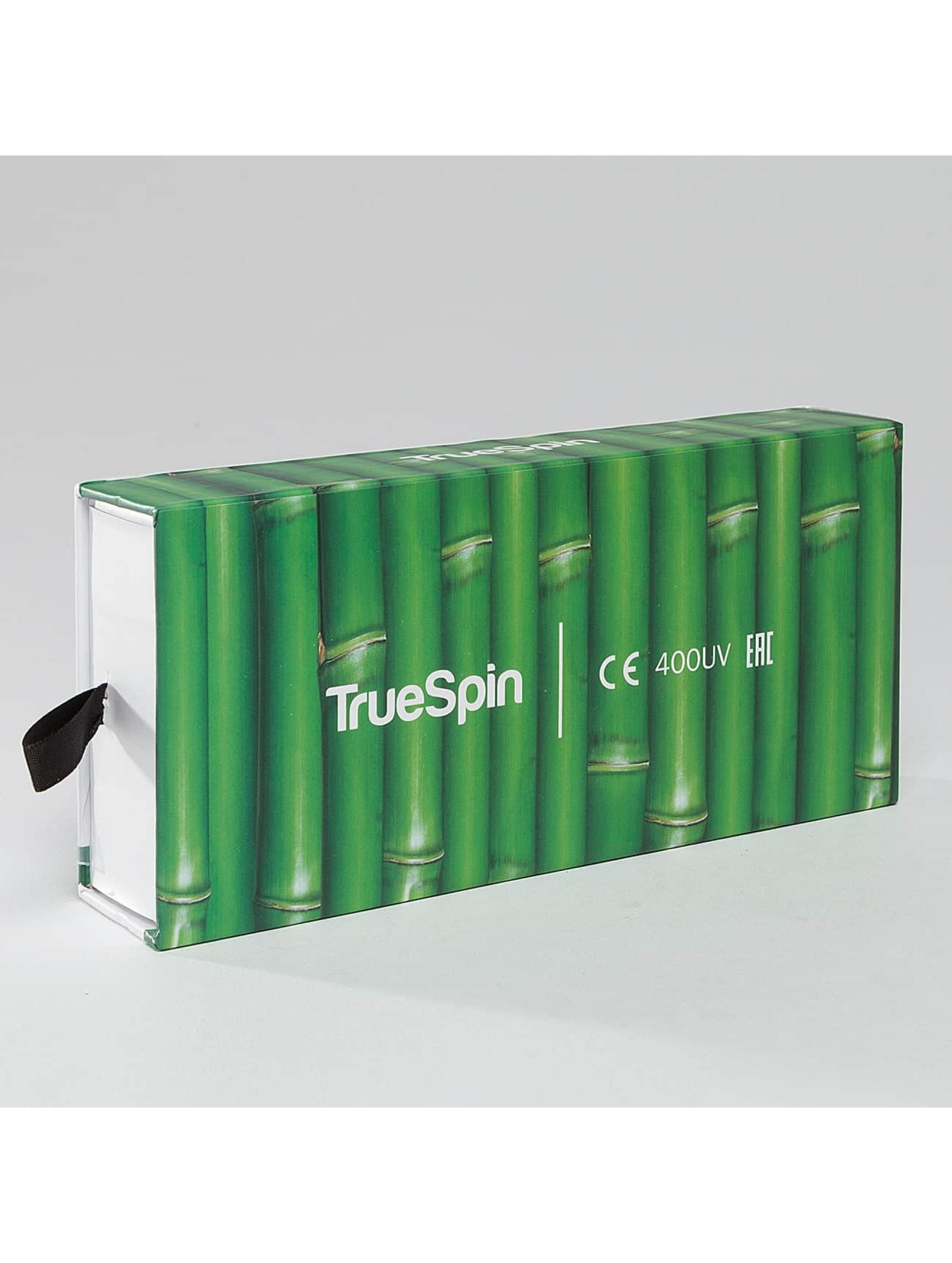 TrueSpin Lunettes de soleil Nu Bamboo vert
