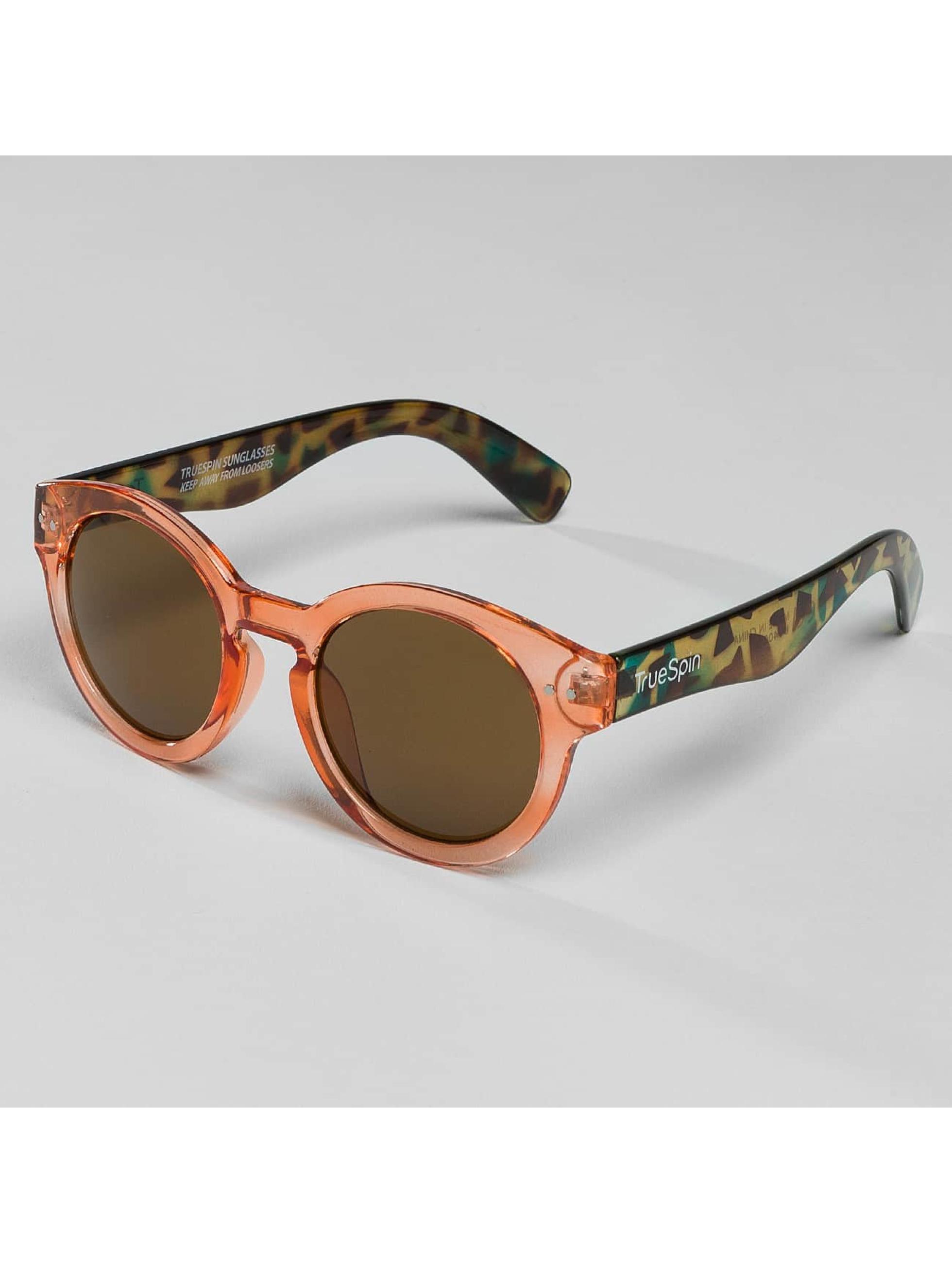 TrueSpin Okulary Intro pomaranczowy