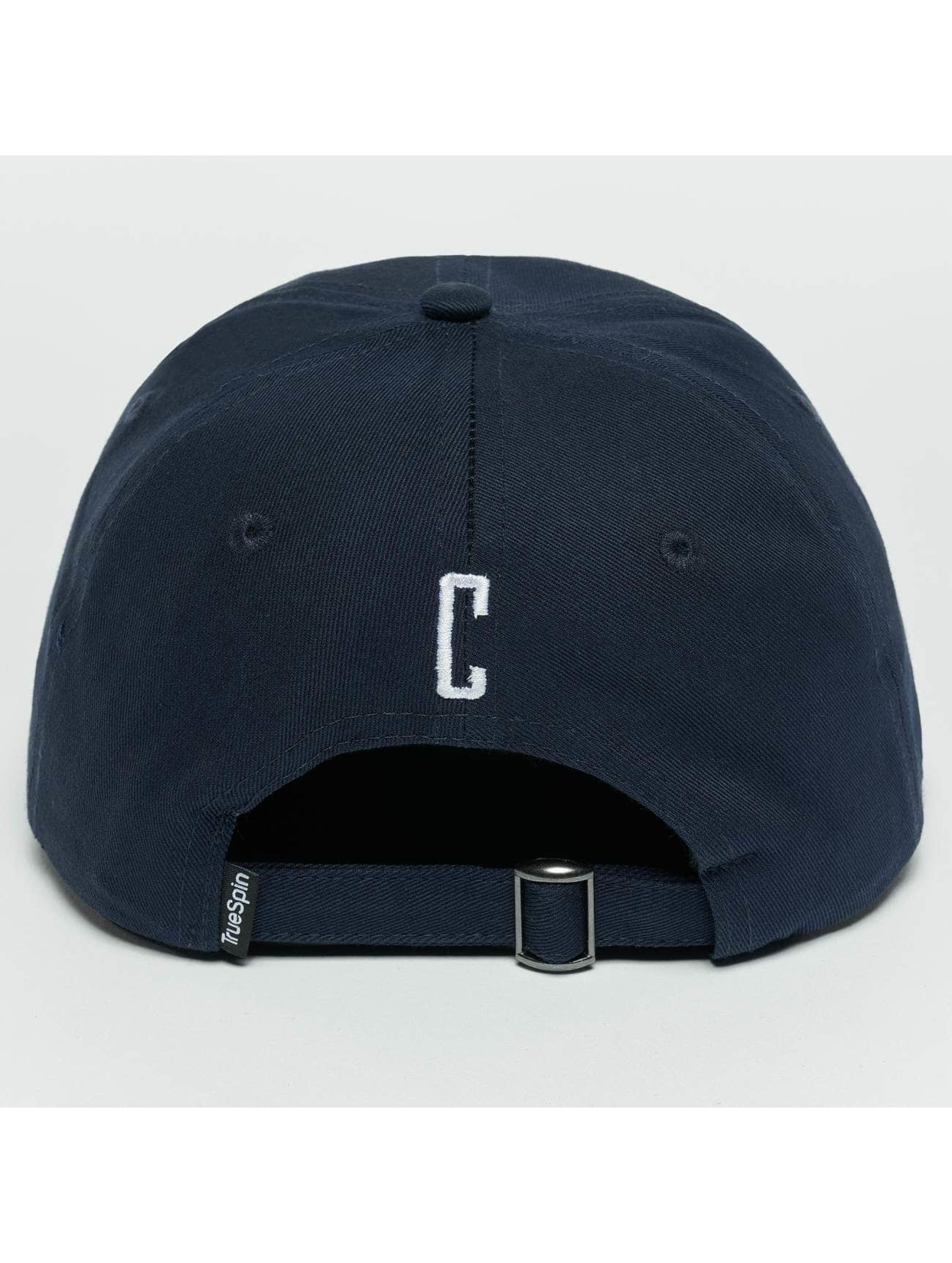 TrueSpin Snapback Cap ABC C blau