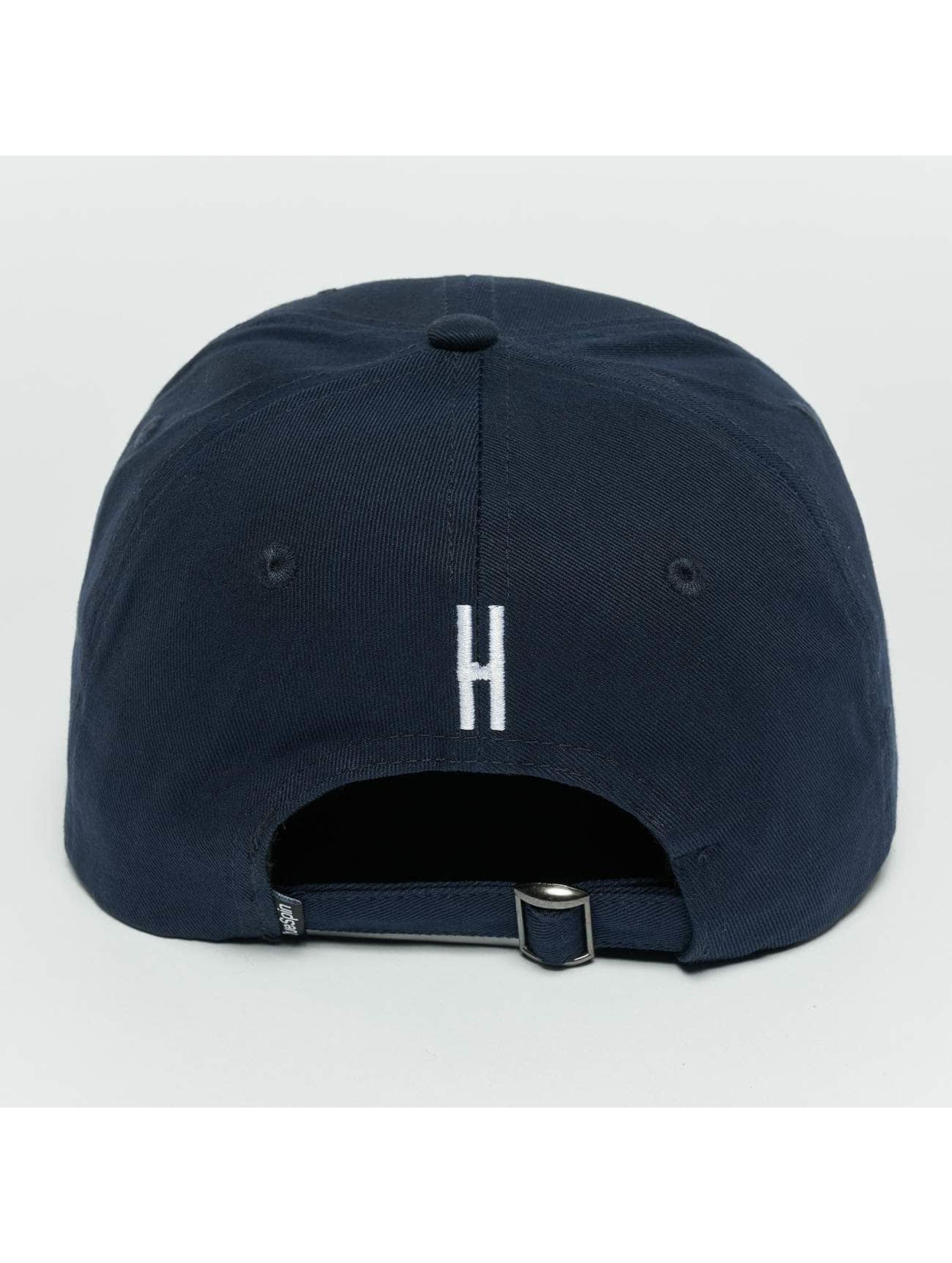 TrueSpin Snapback Cap ABC H blau