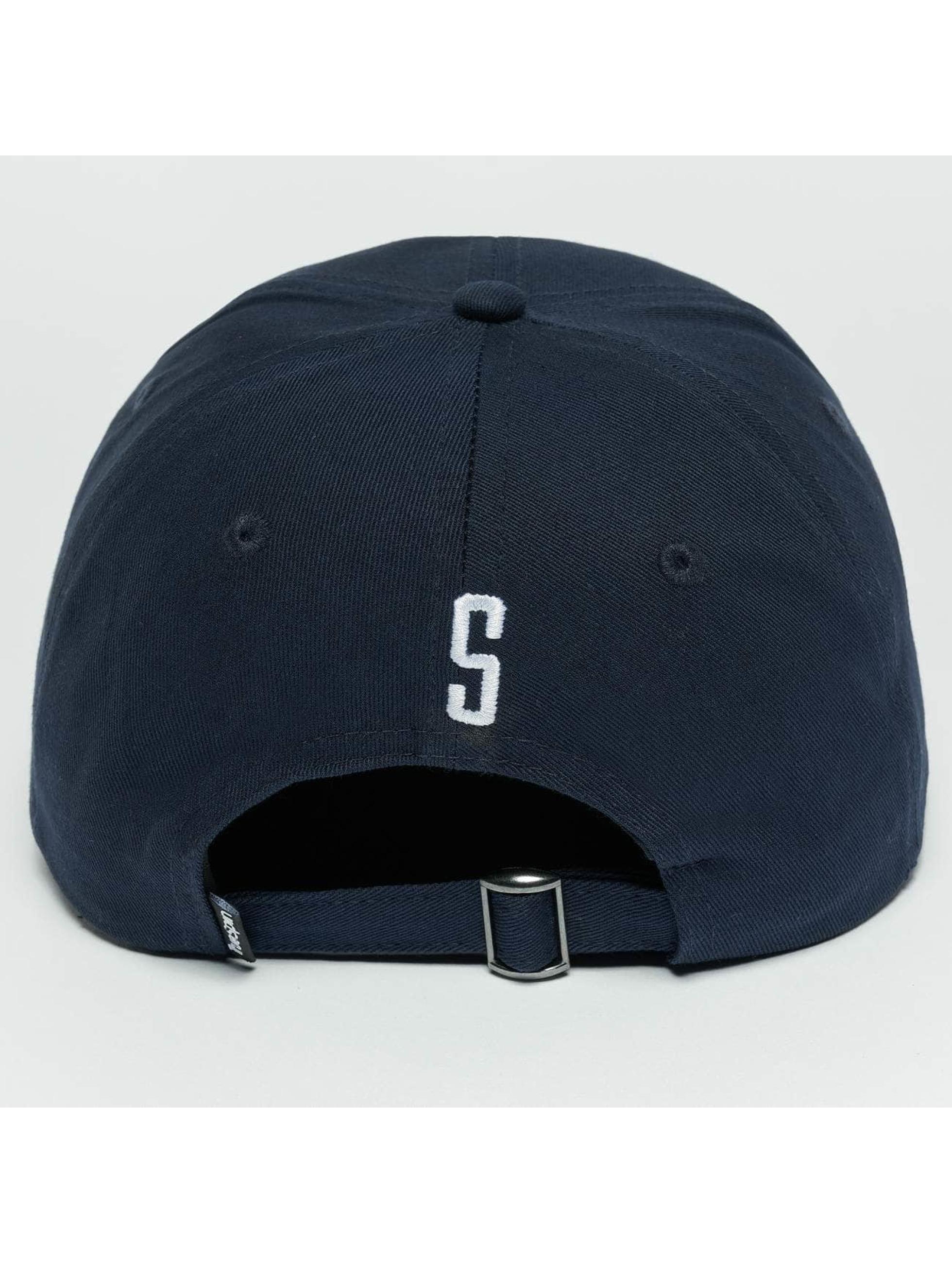 TrueSpin Snapback Cap ABC S blau