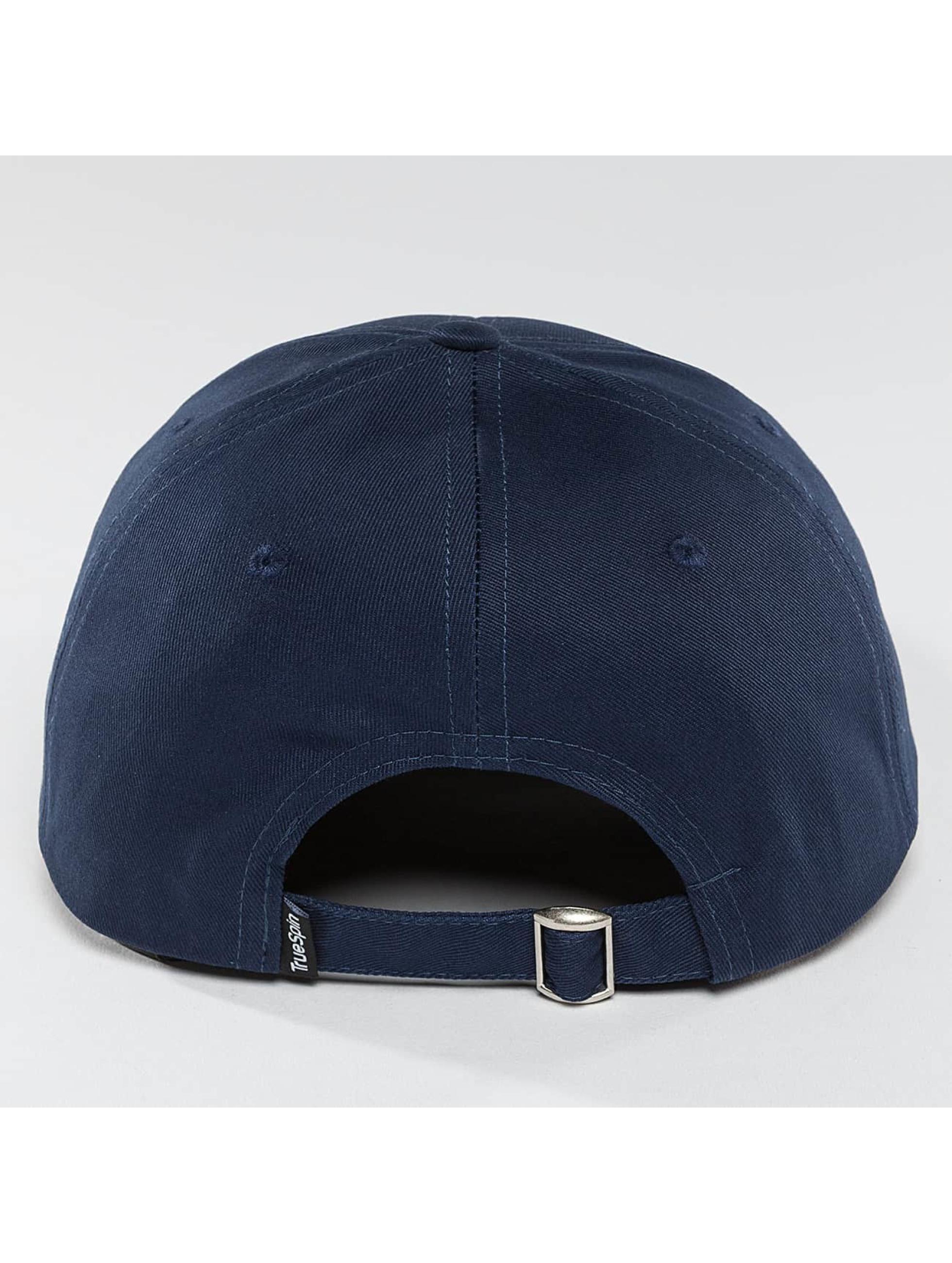 TrueSpin snapback cap SB50 blauw