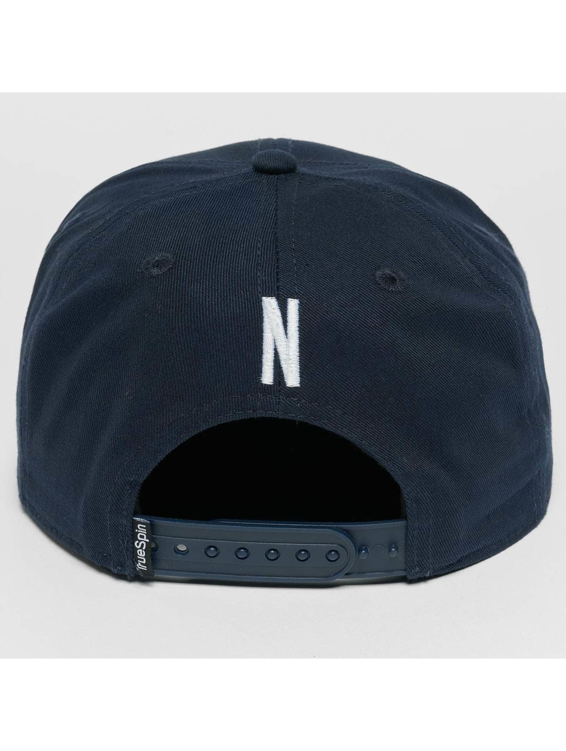 TrueSpin snapback cap Kids ABC N blauw