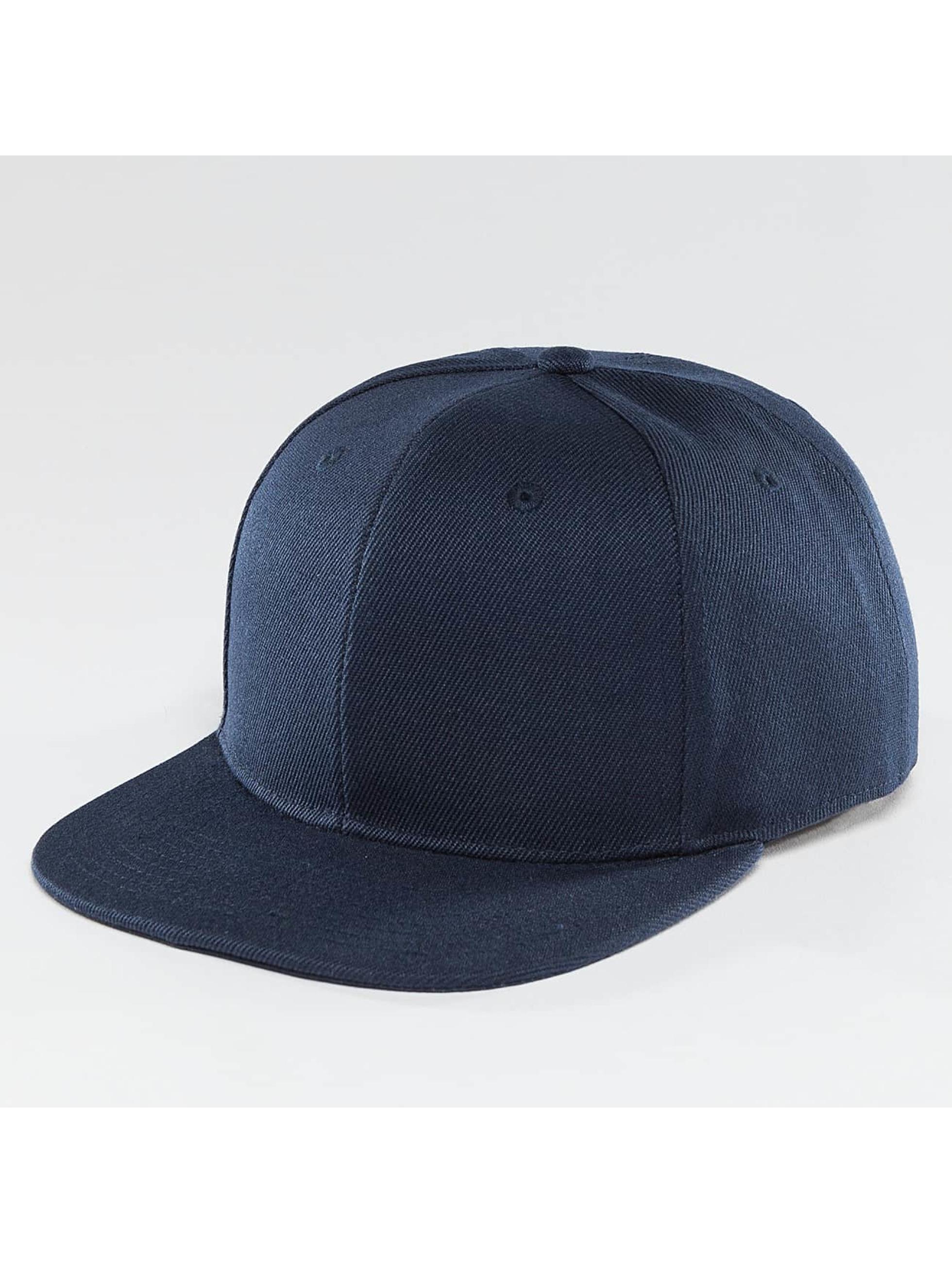 TrueSpin Snapback Cap Blank blu