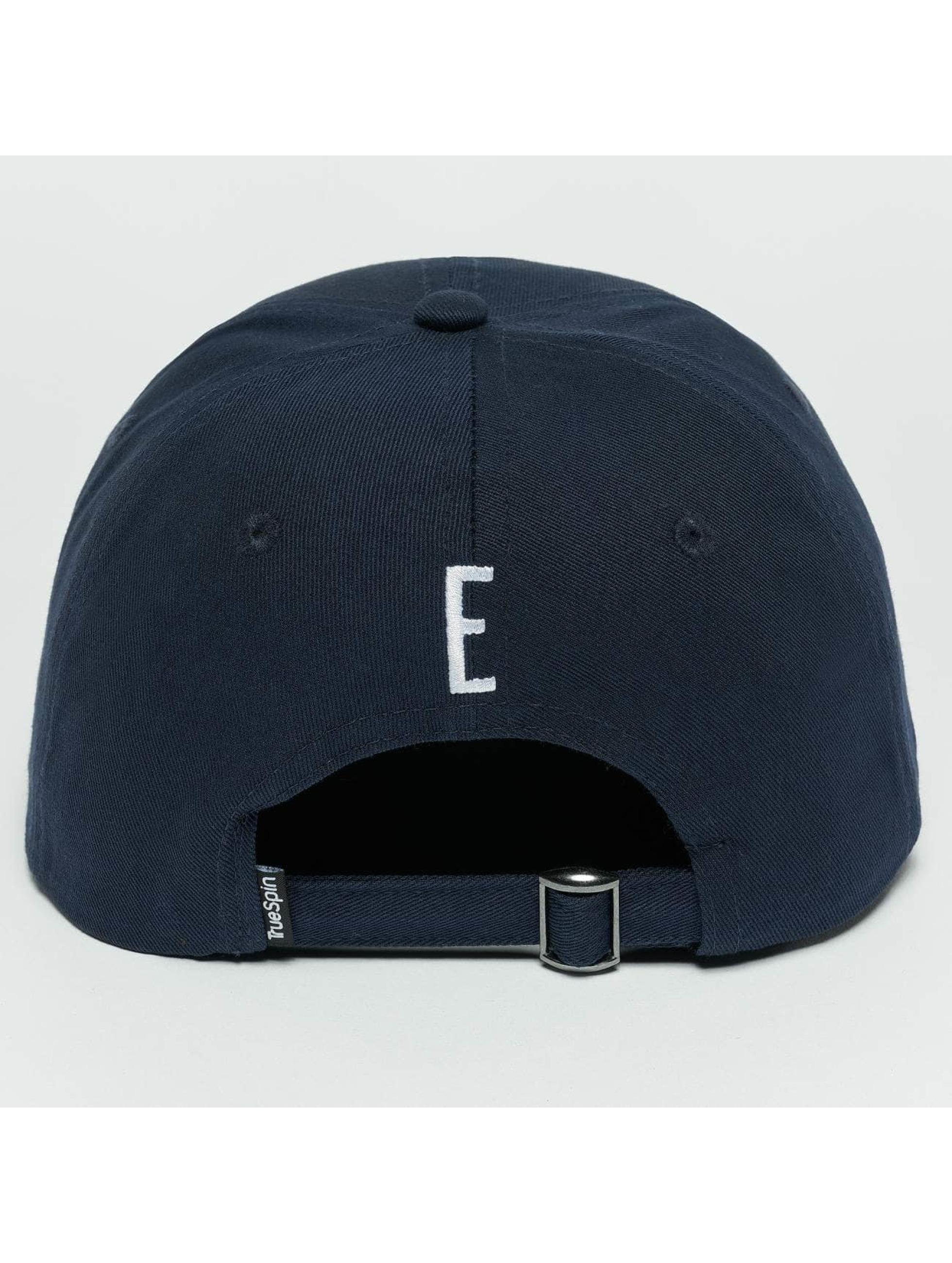 TrueSpin Snapback Cap ABC E blu