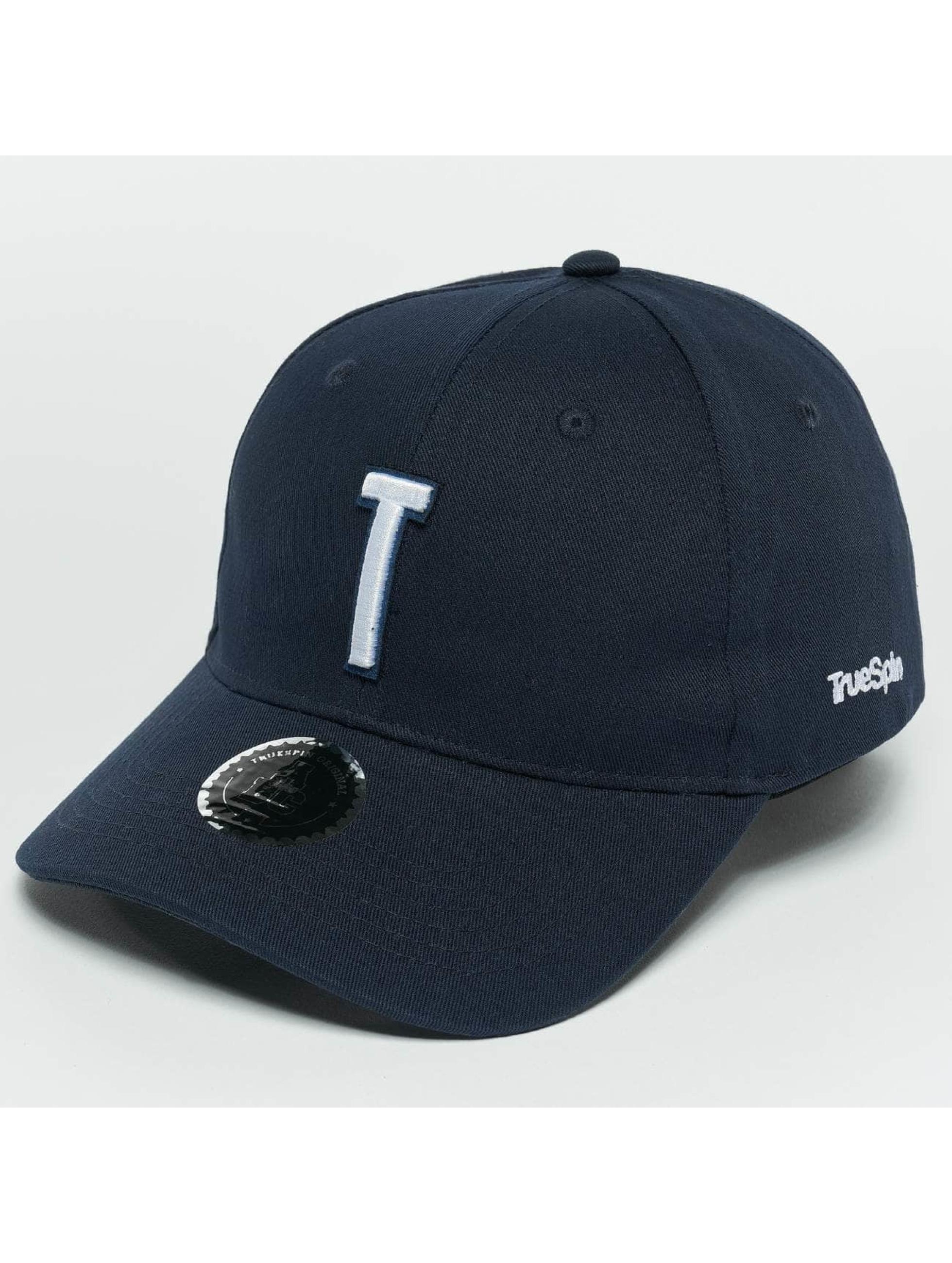 TrueSpin Snapback Cap ABC T blu