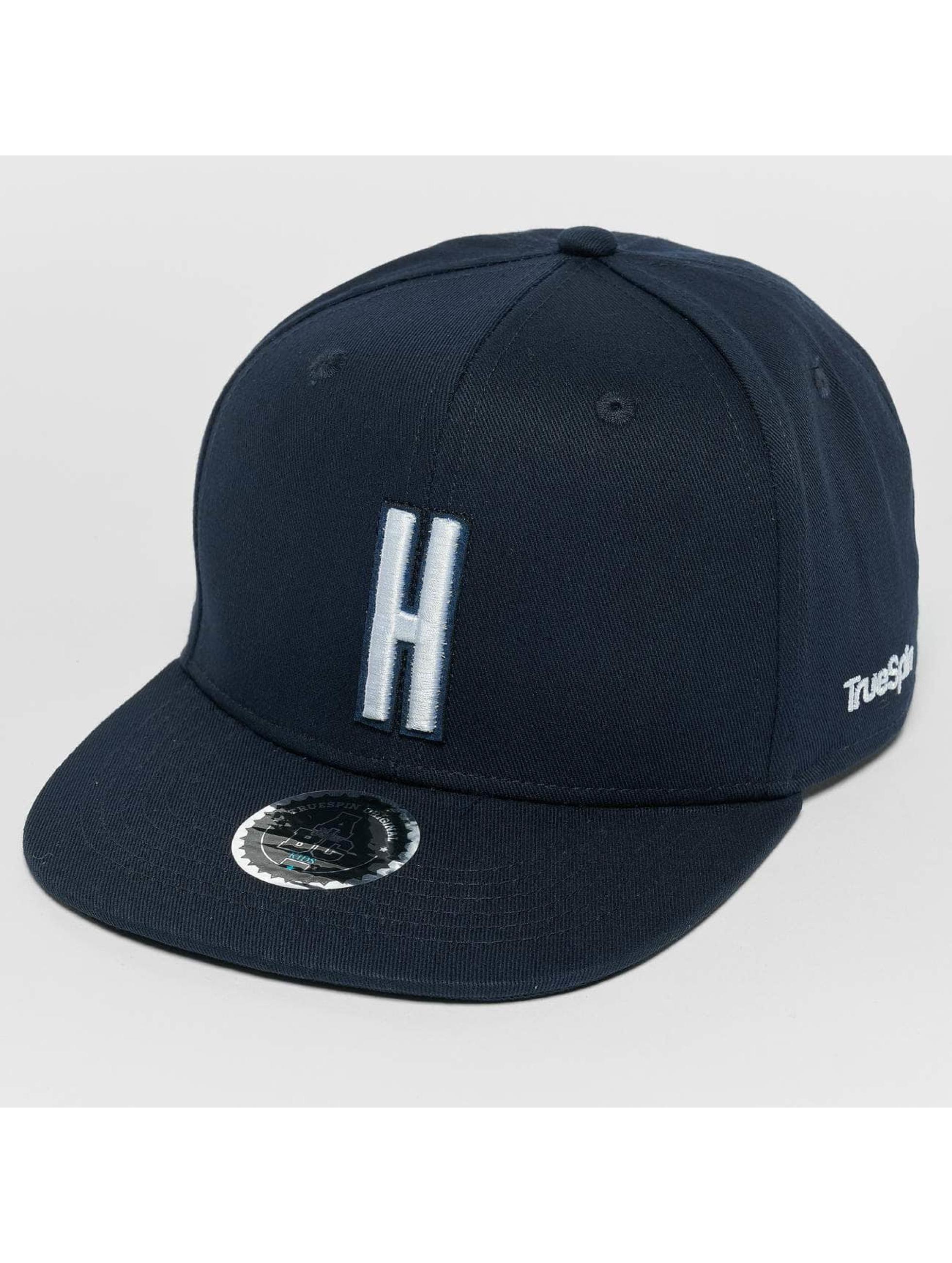 TrueSpin Snapback Cap ABC H blu