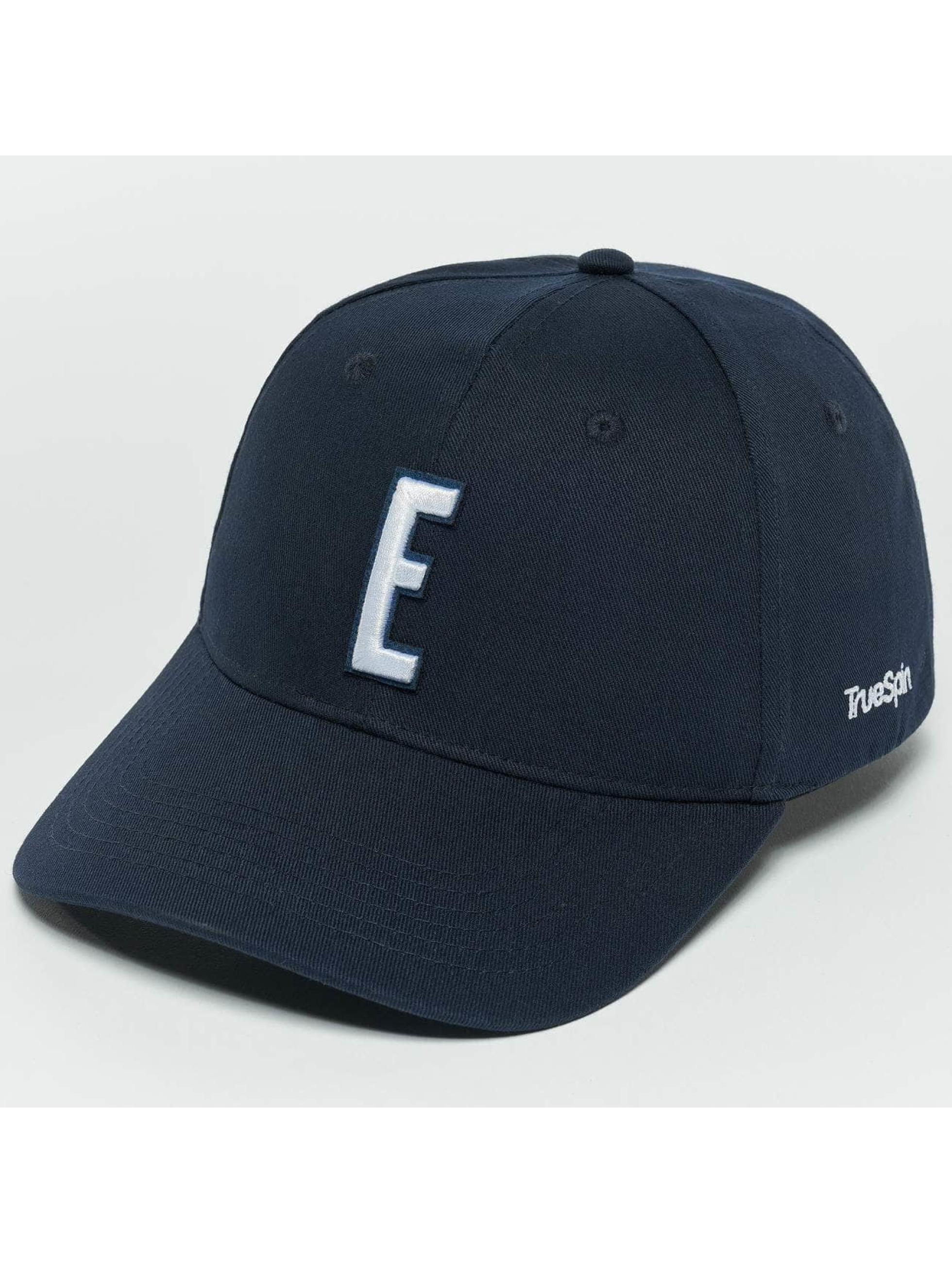 TrueSpin Snapback Cap ABC E blue