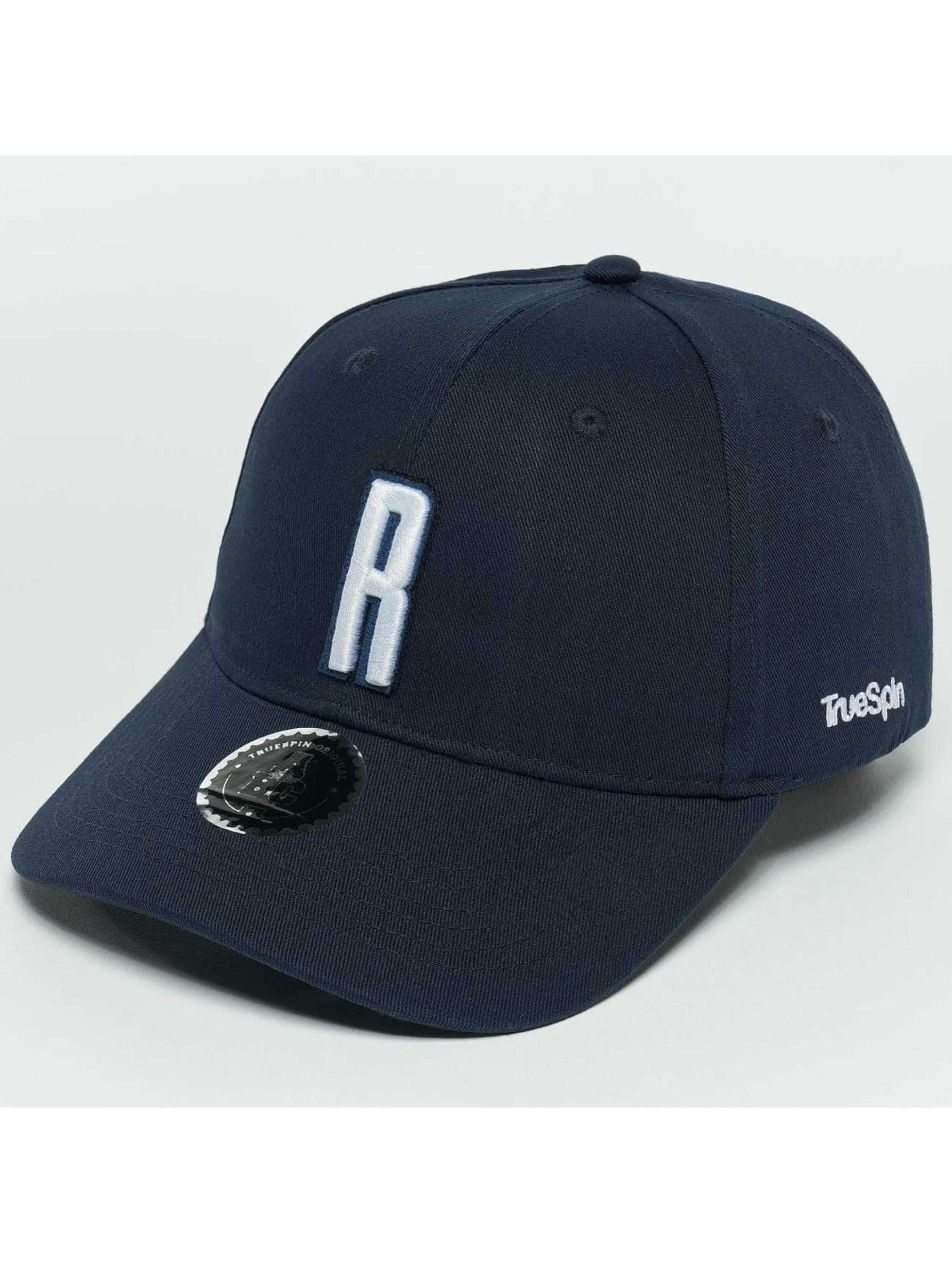 TrueSpin Snapback Cap ABC R blue