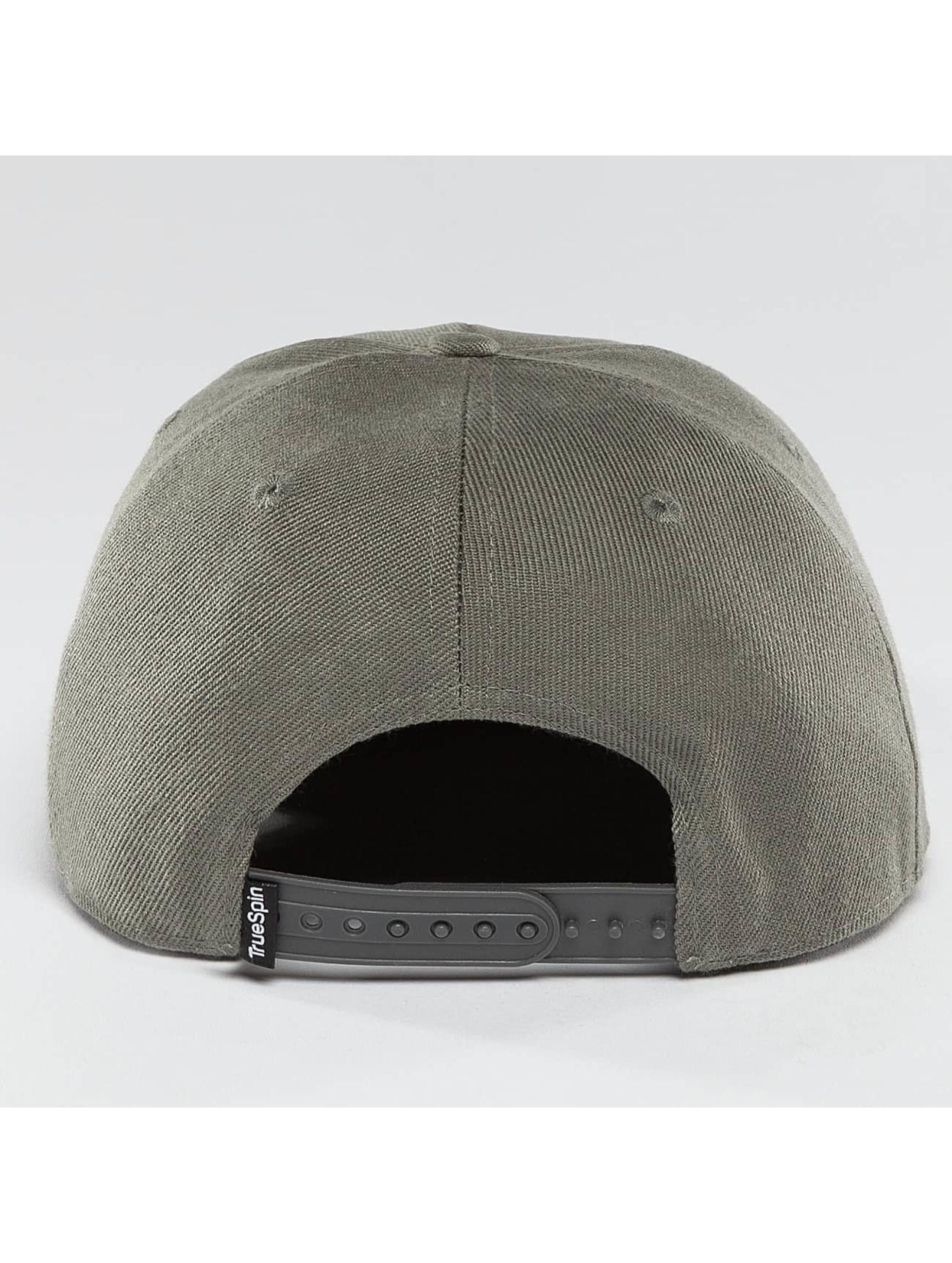 TrueSpin Snapback Cap Blank green