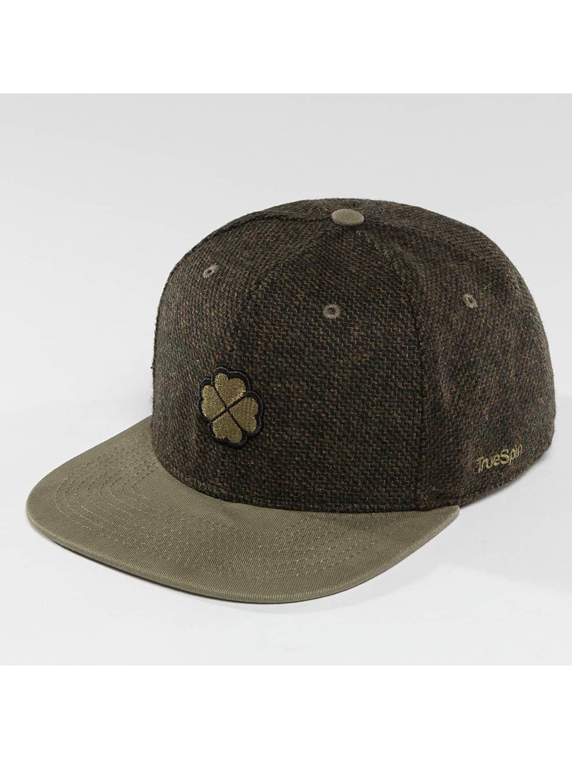 TrueSpin snapback cap Shamy groen