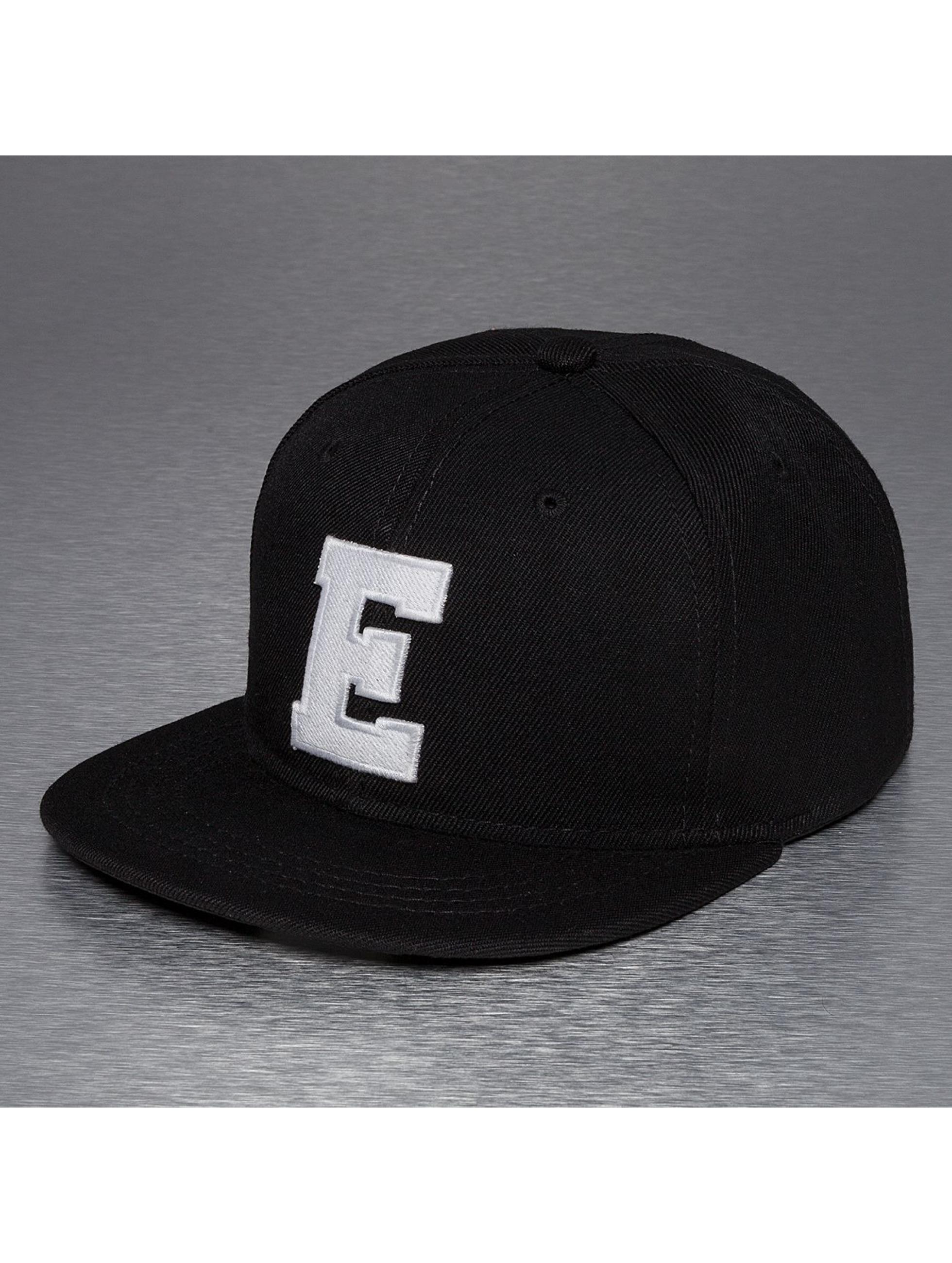 TrueSpin Snapback Cap E-ABC schwarz
