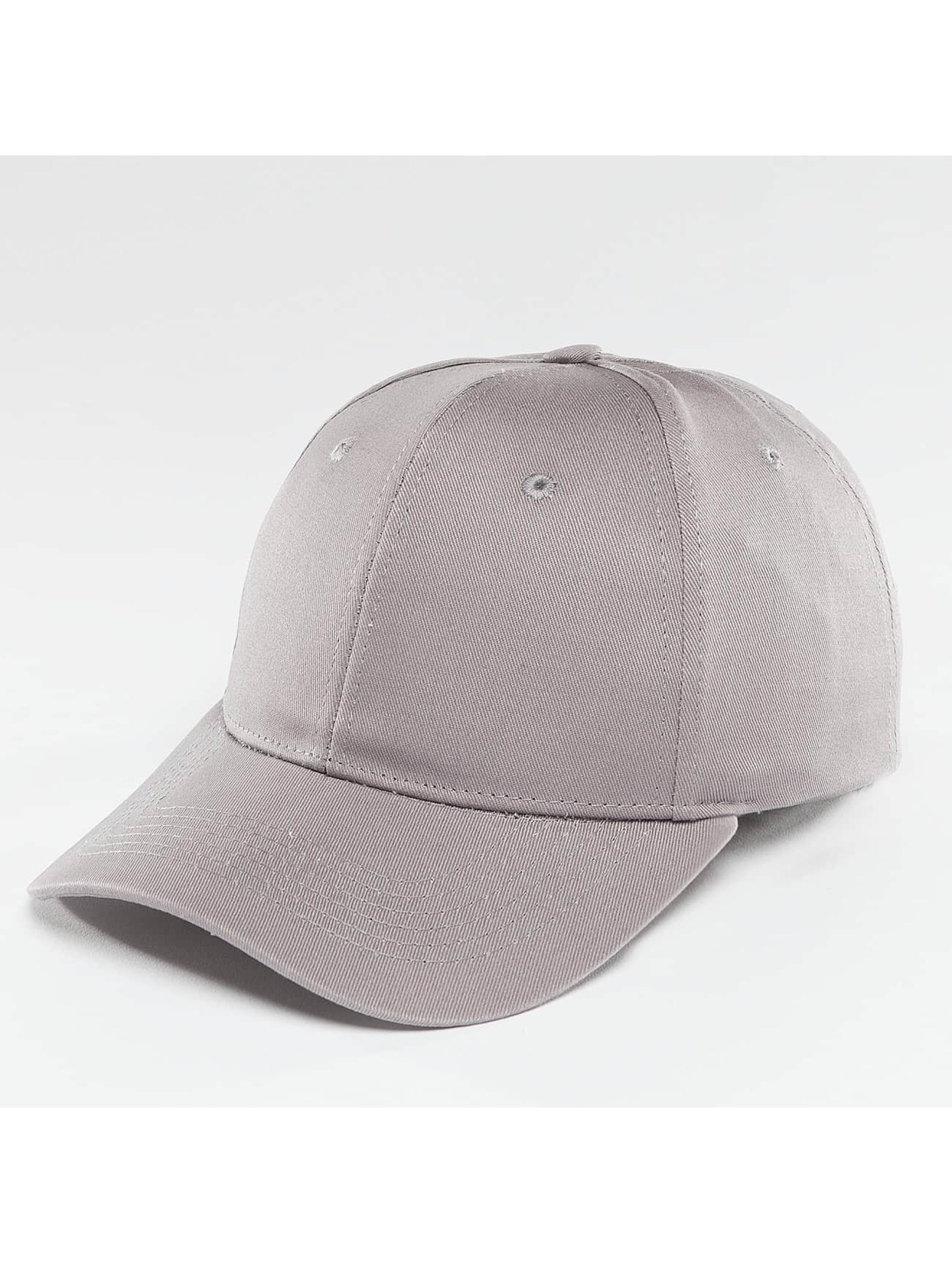 TrueSpin Snapback Caps Blank šedá