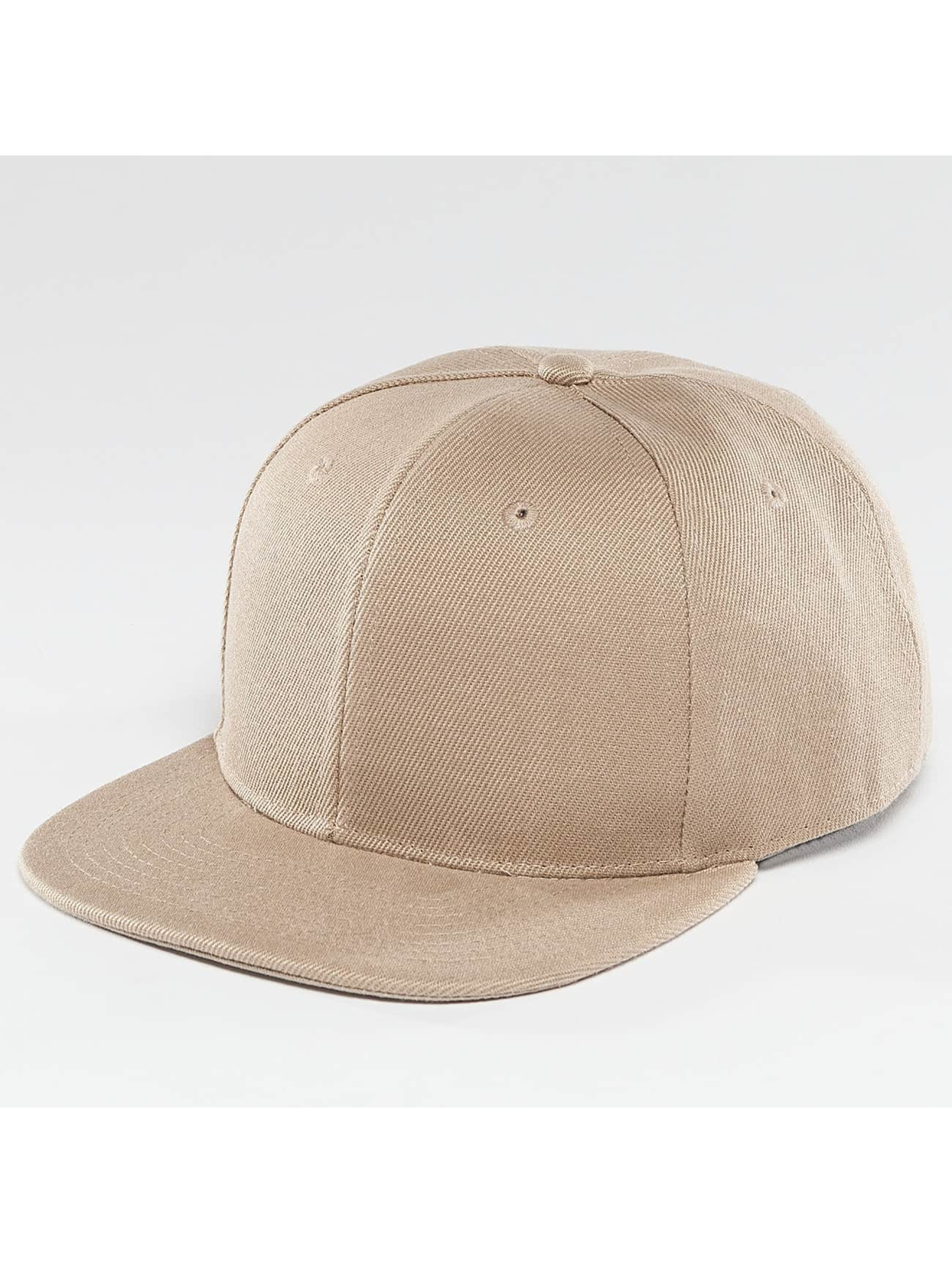 TrueSpin Snapback Caps Blank béžový