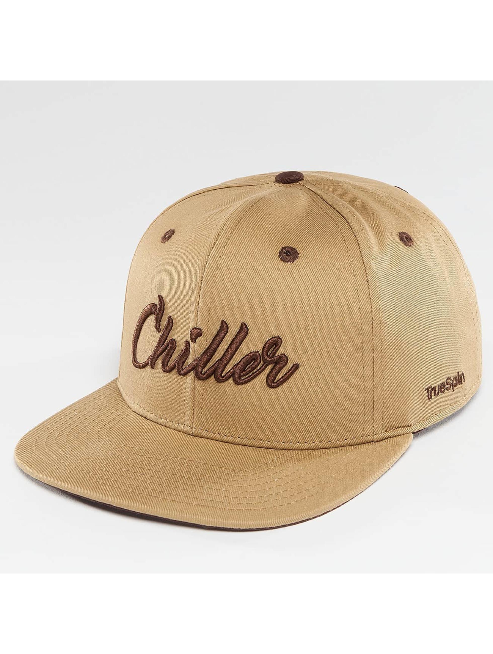 TrueSpin Snapback Caps Chiller béžový