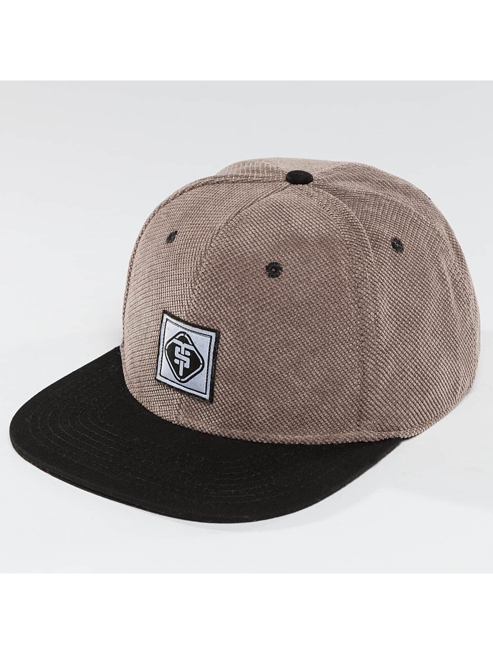 TrueSpin Snapback Caps Touchy beige