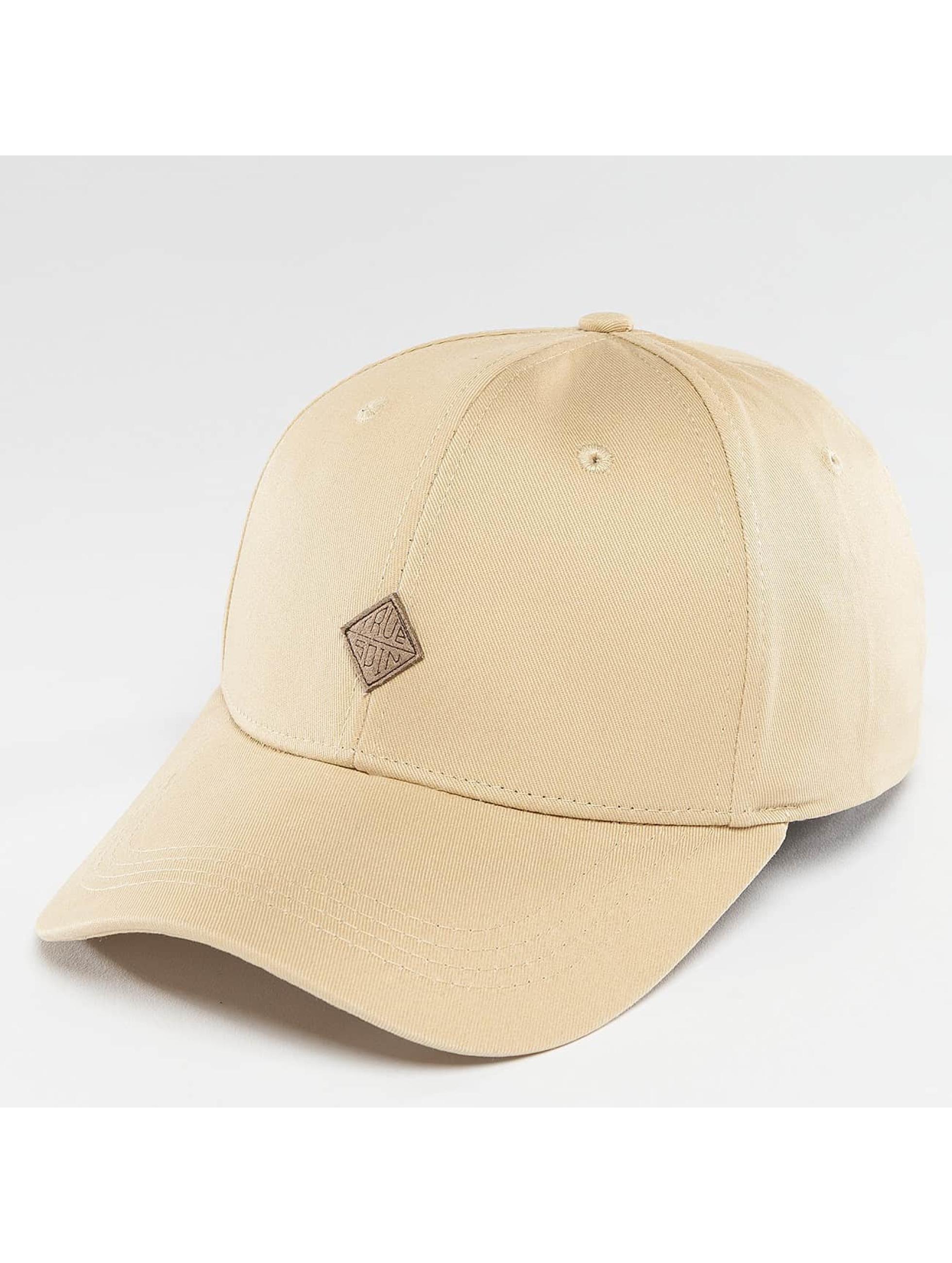 TrueSpin Snapback Caps Truely Small bezowy
