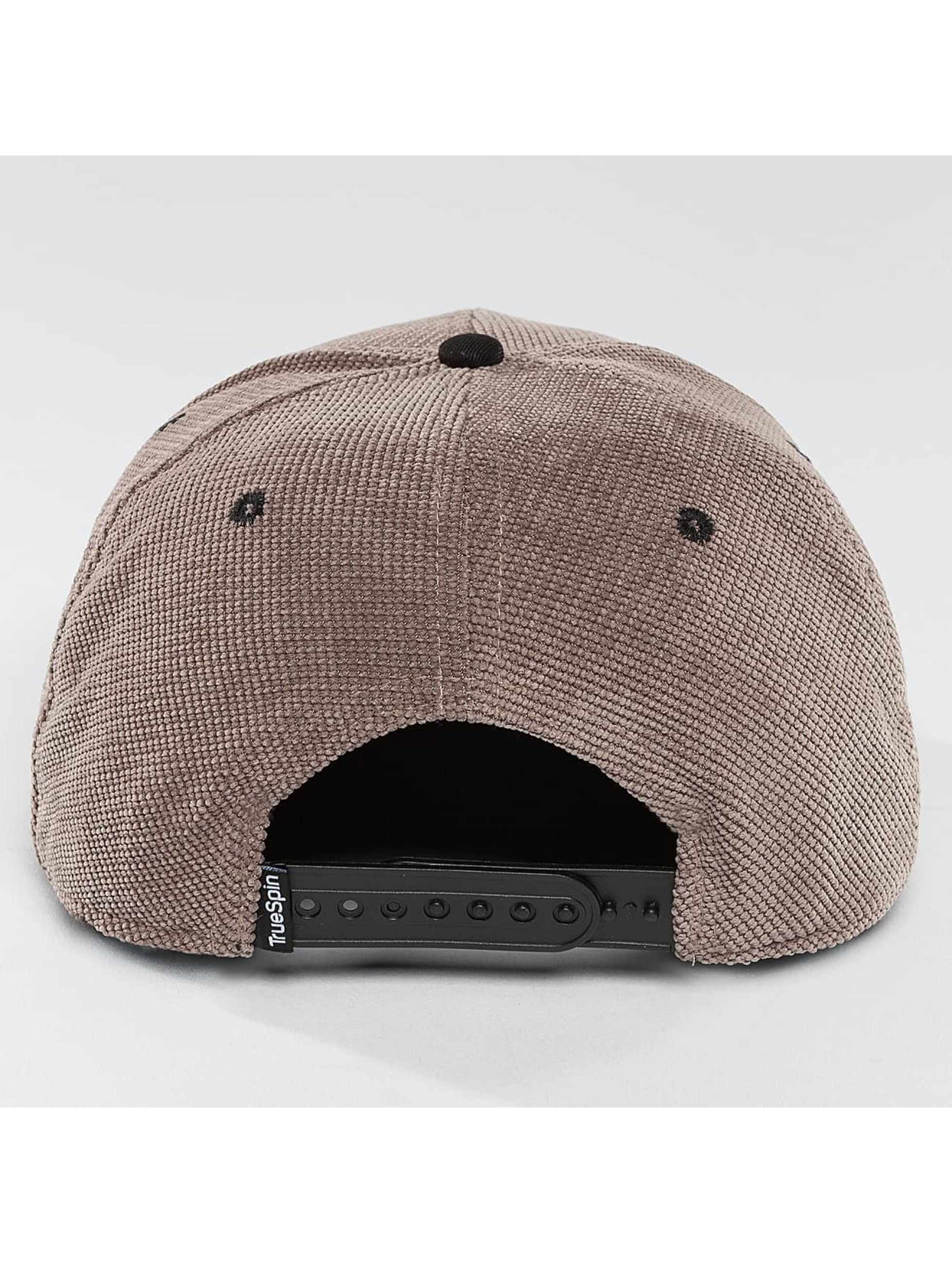 TrueSpin Snapback Caps Touchy bezowy