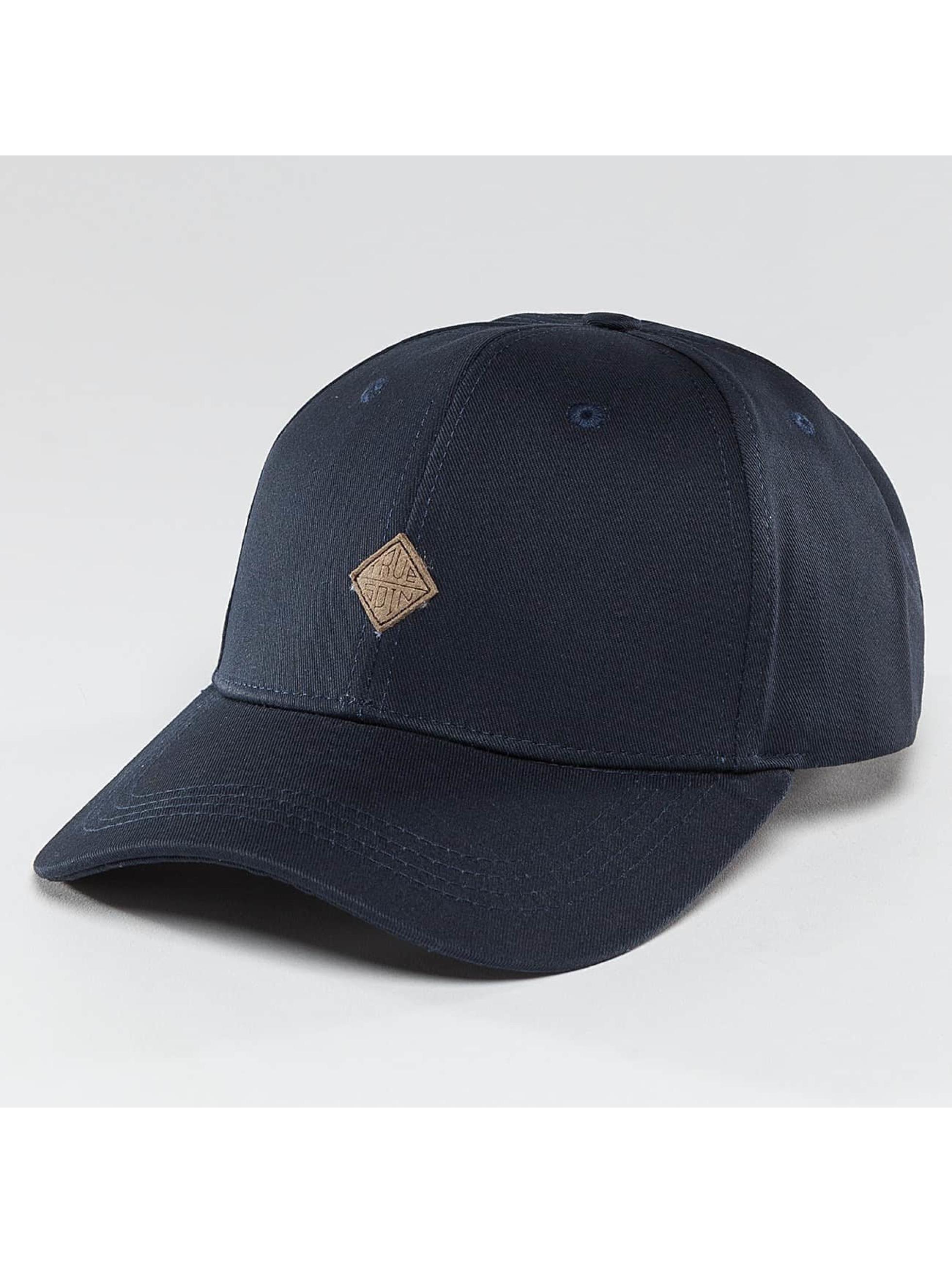 TrueSpin Snapback Caps Truely Small blå
