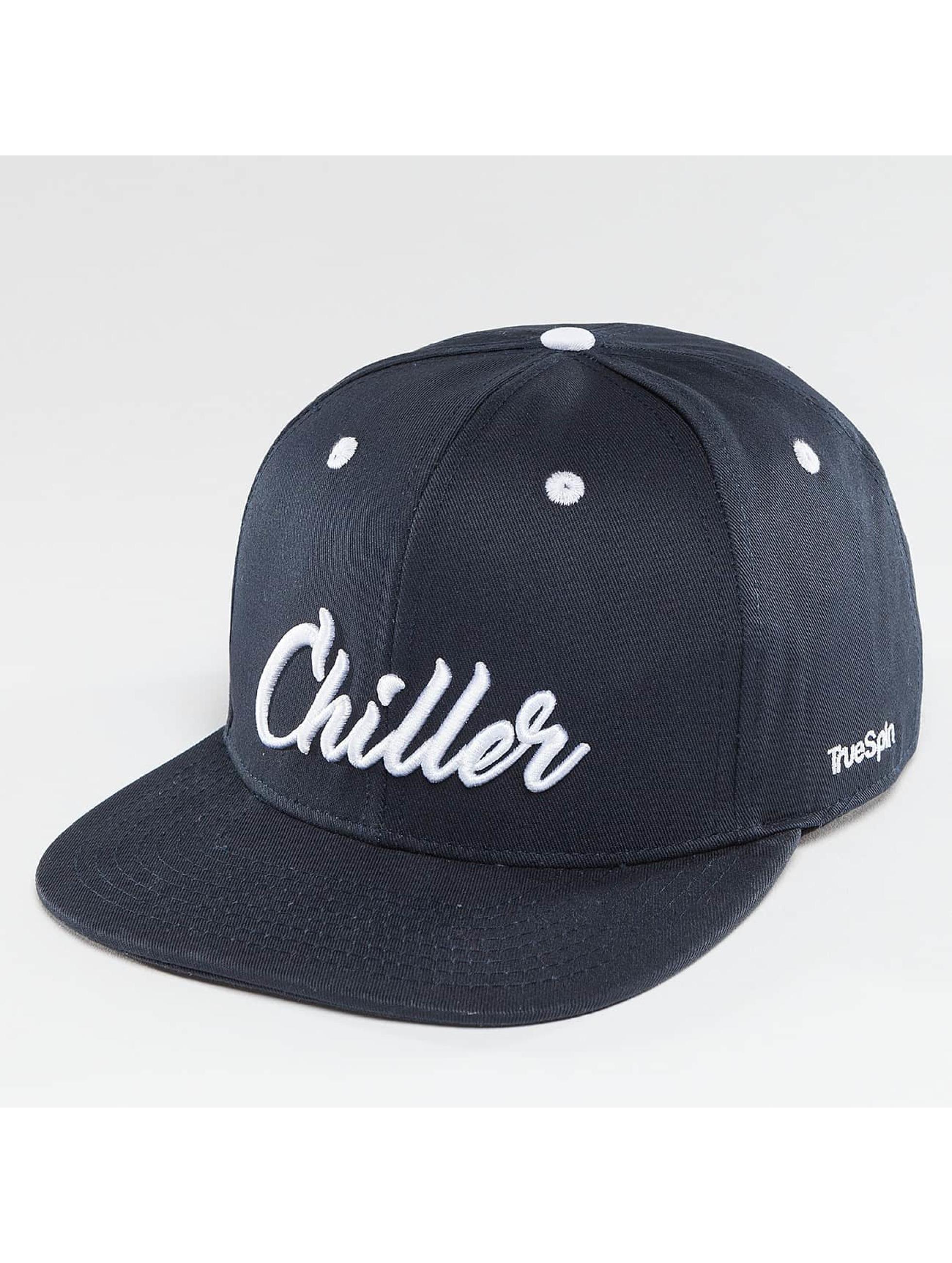 TrueSpin Snapback Caps Chiller blå