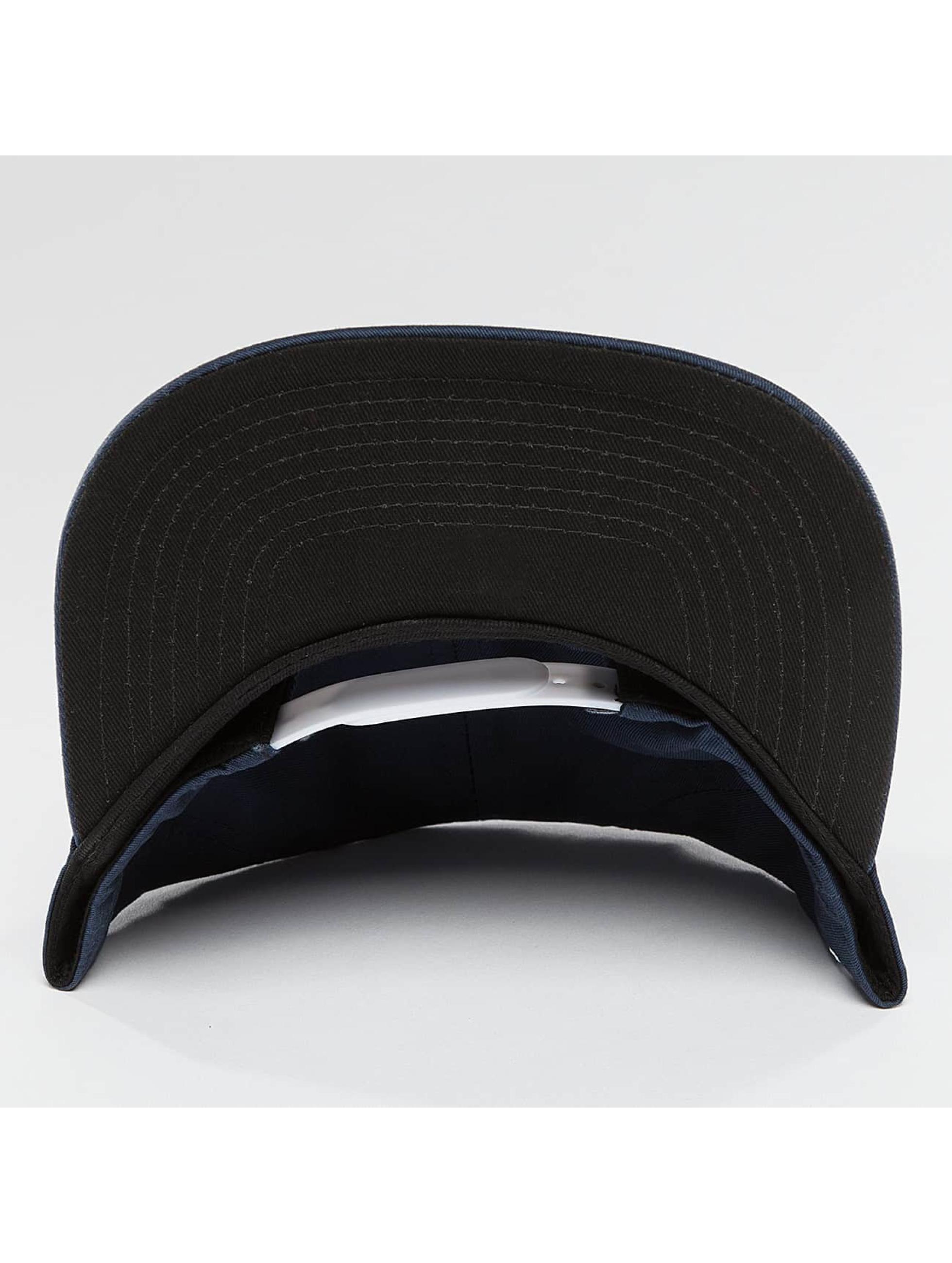 TrueSpin Snapback Caps Shorty CNT blå