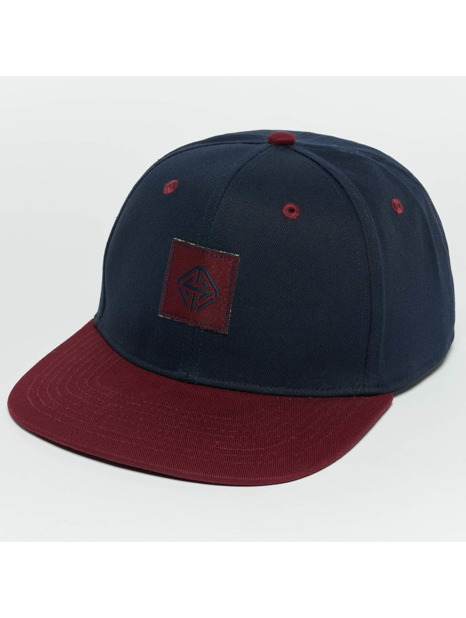 TrueSpin Snapback Caps Next Level 2 blå