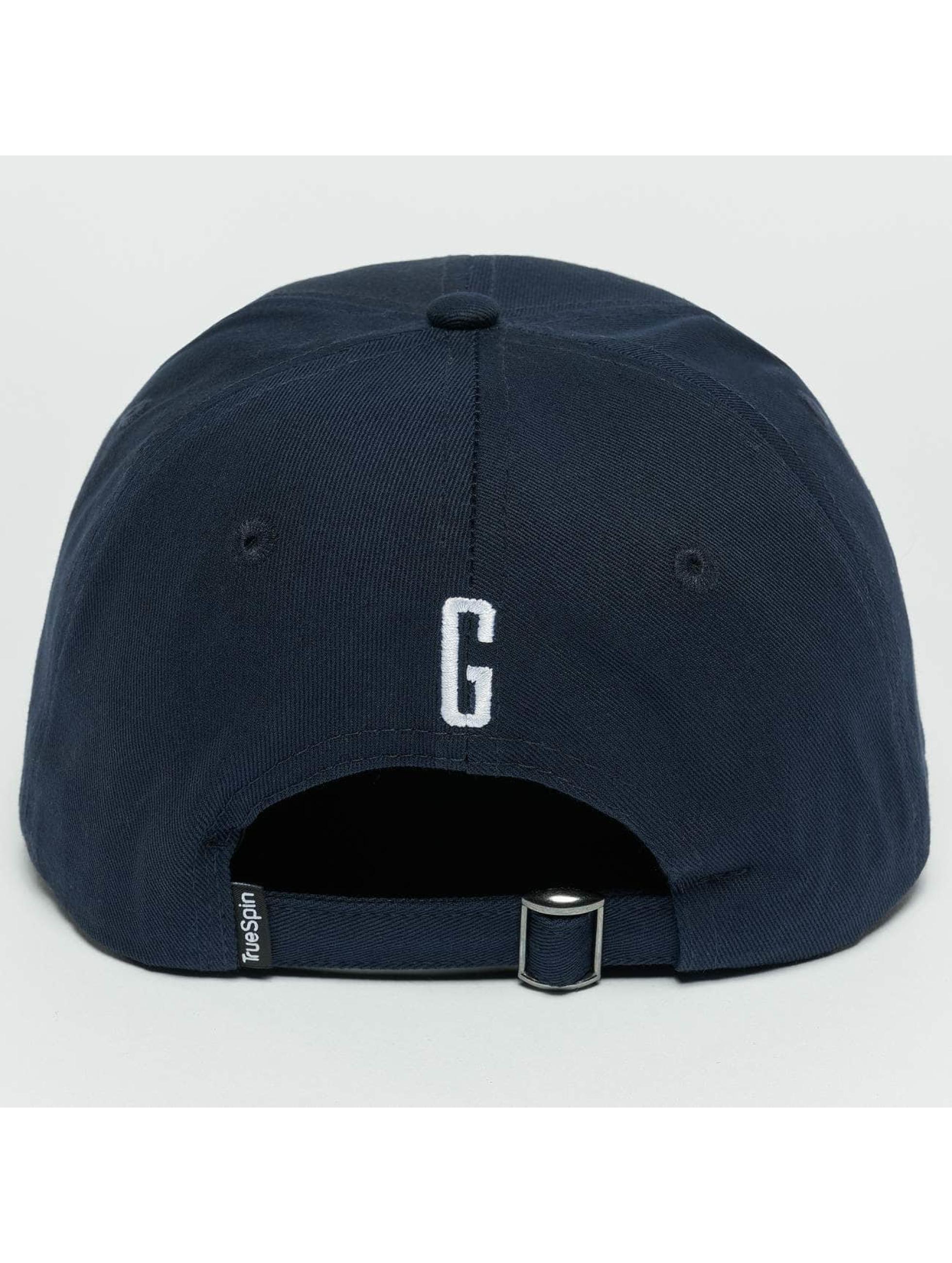 TrueSpin Snapback Caps ABC G blå
