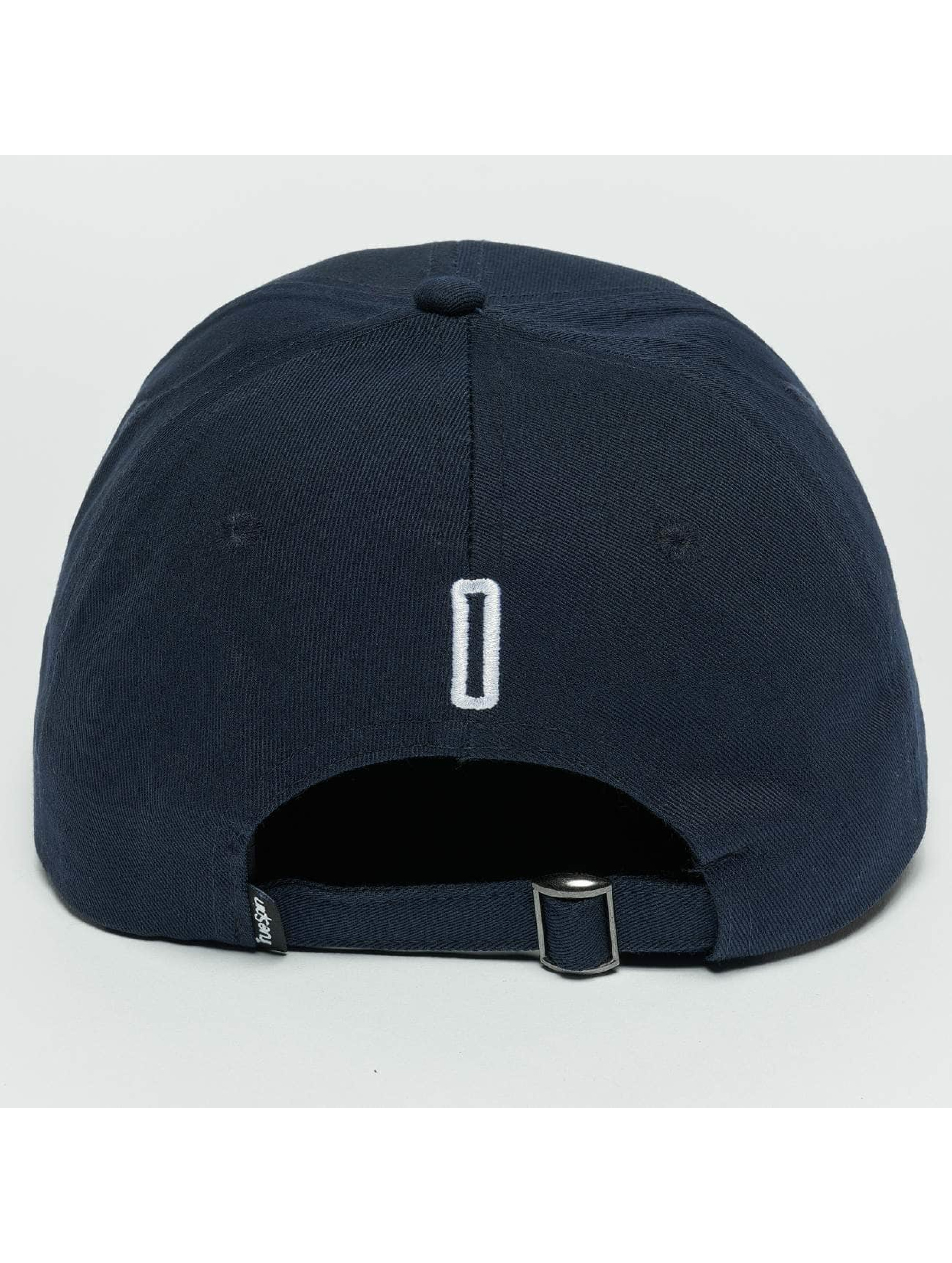 TrueSpin Snapback Caps ABC O blå