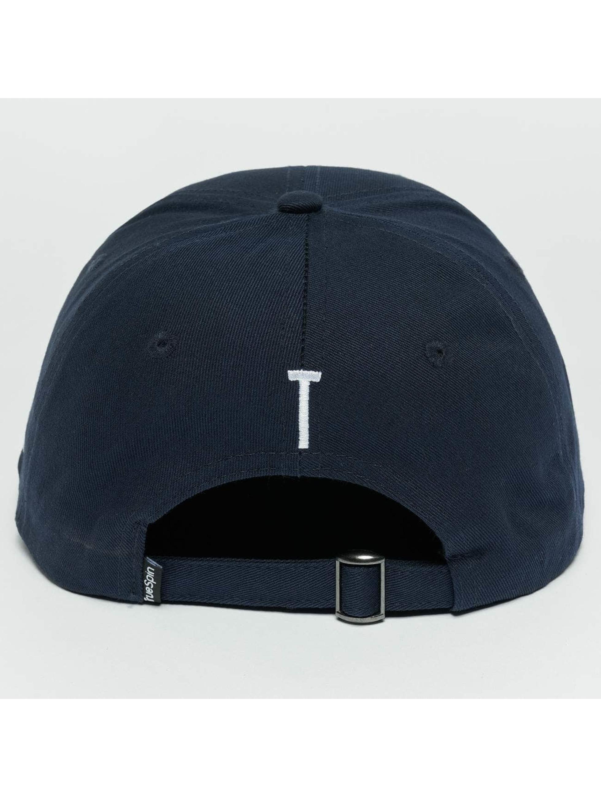 TrueSpin Snapback Caps ABC T blå