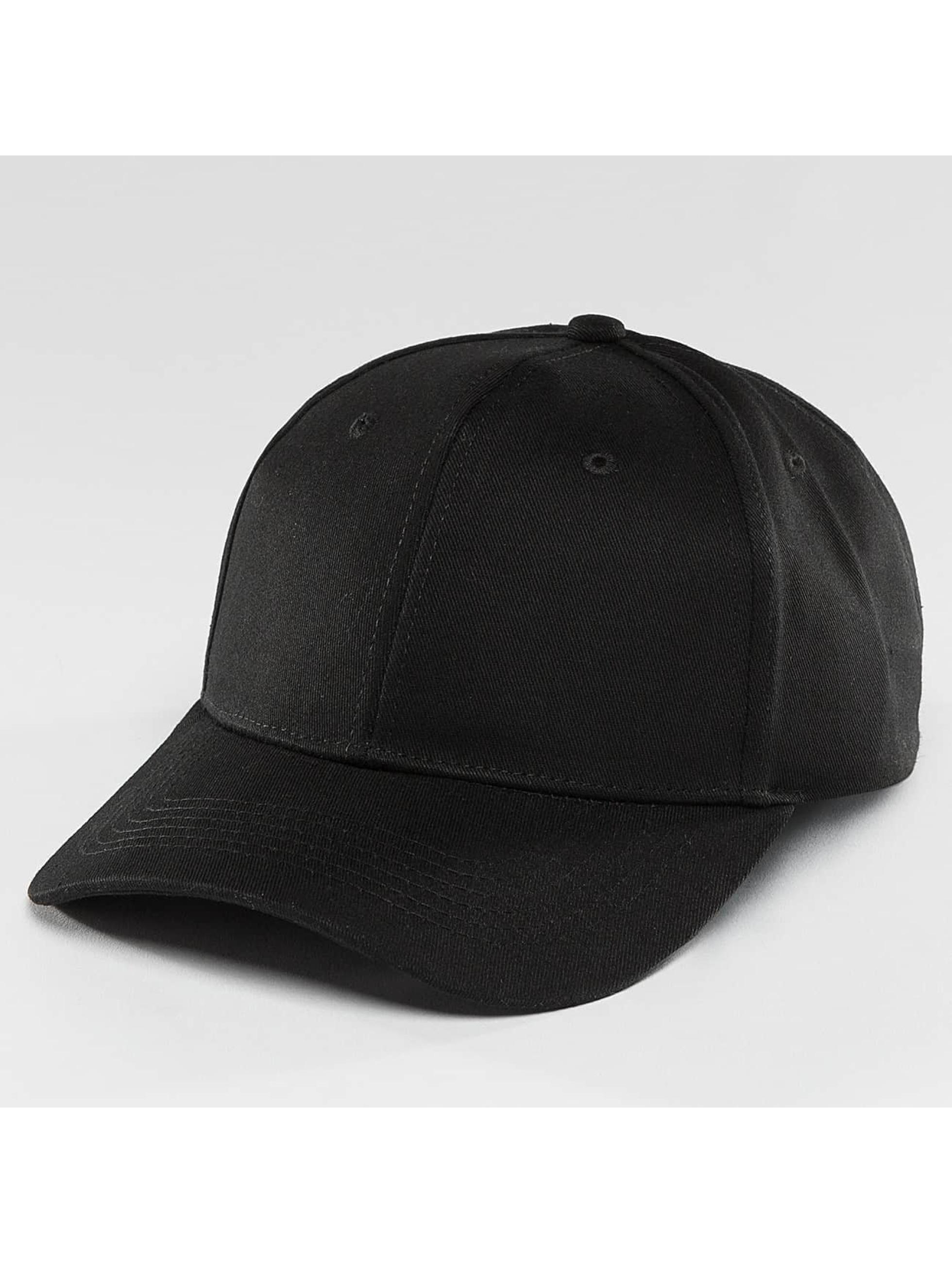 TrueSpin Snapback Caps Unstructured Dad czarny
