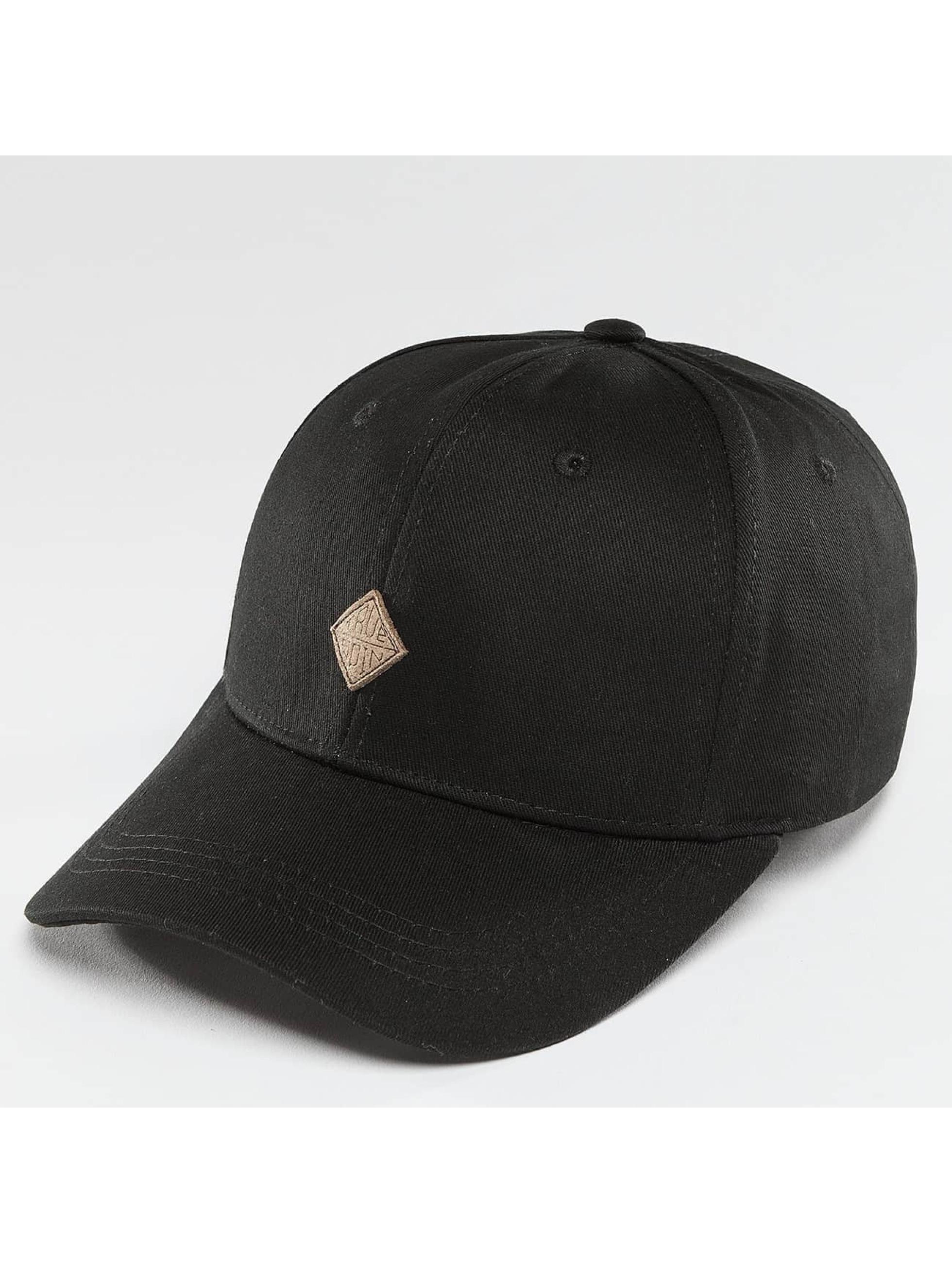 TrueSpin Snapback Caps Truely Small czarny