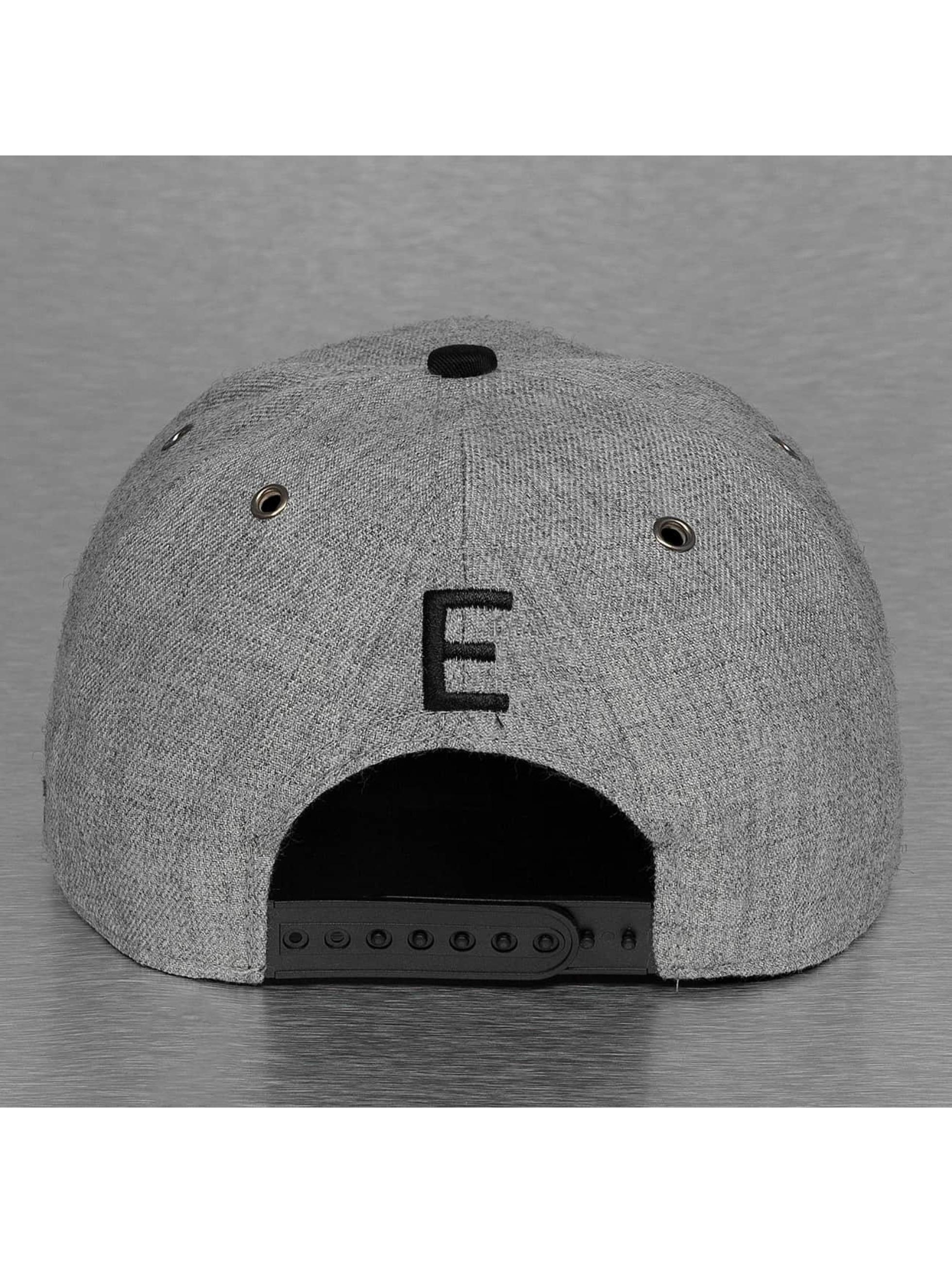 TrueSpin Snapback Caps ABC-E Wool grå